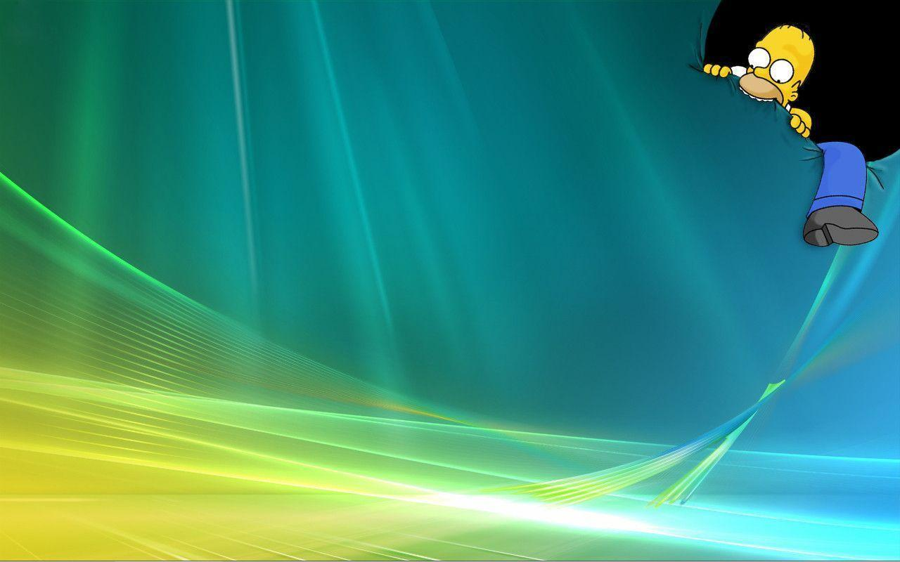 Homer Simpson Backgrounds Wallpaper Cave