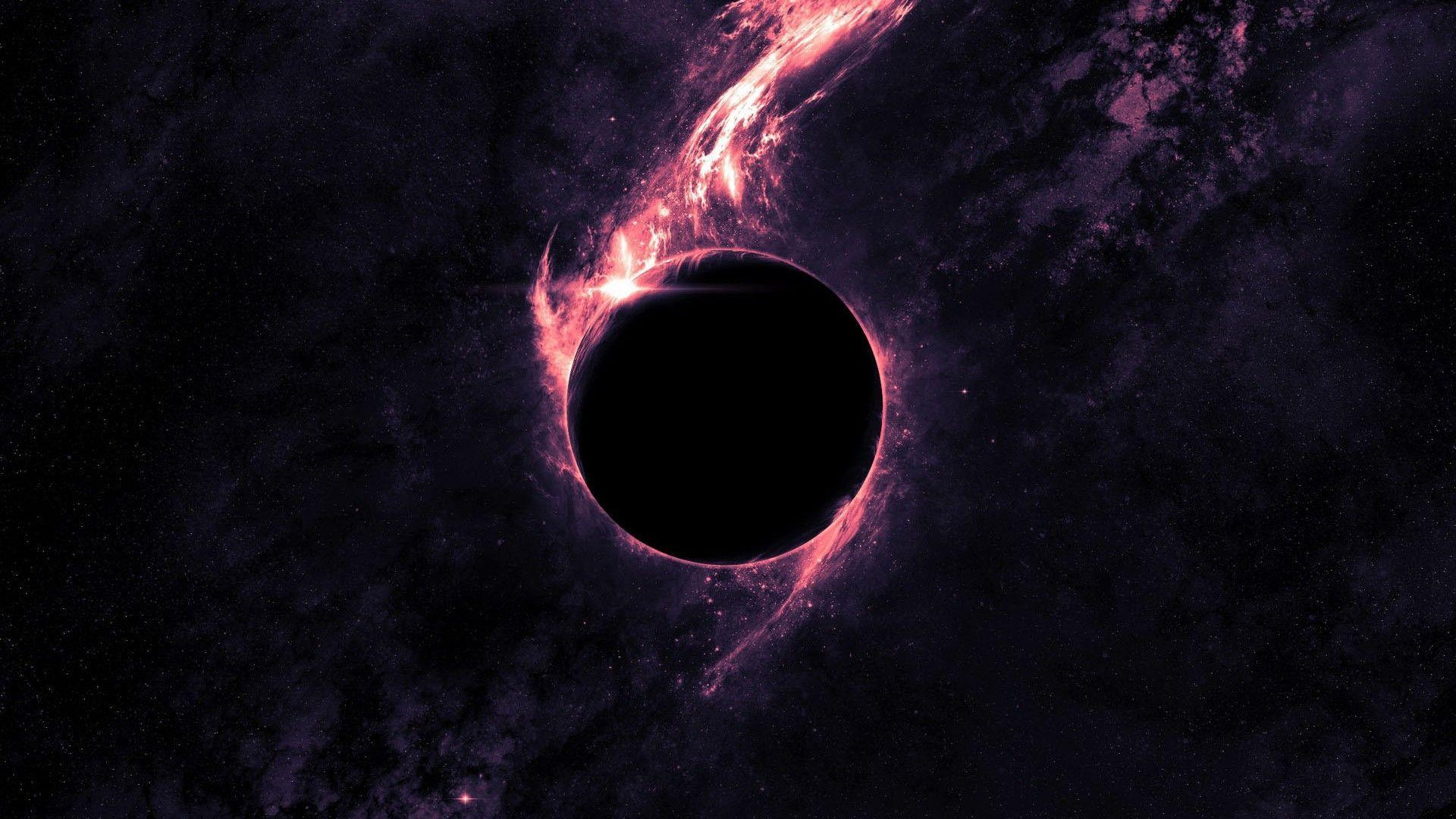 black hole phone background - photo #3