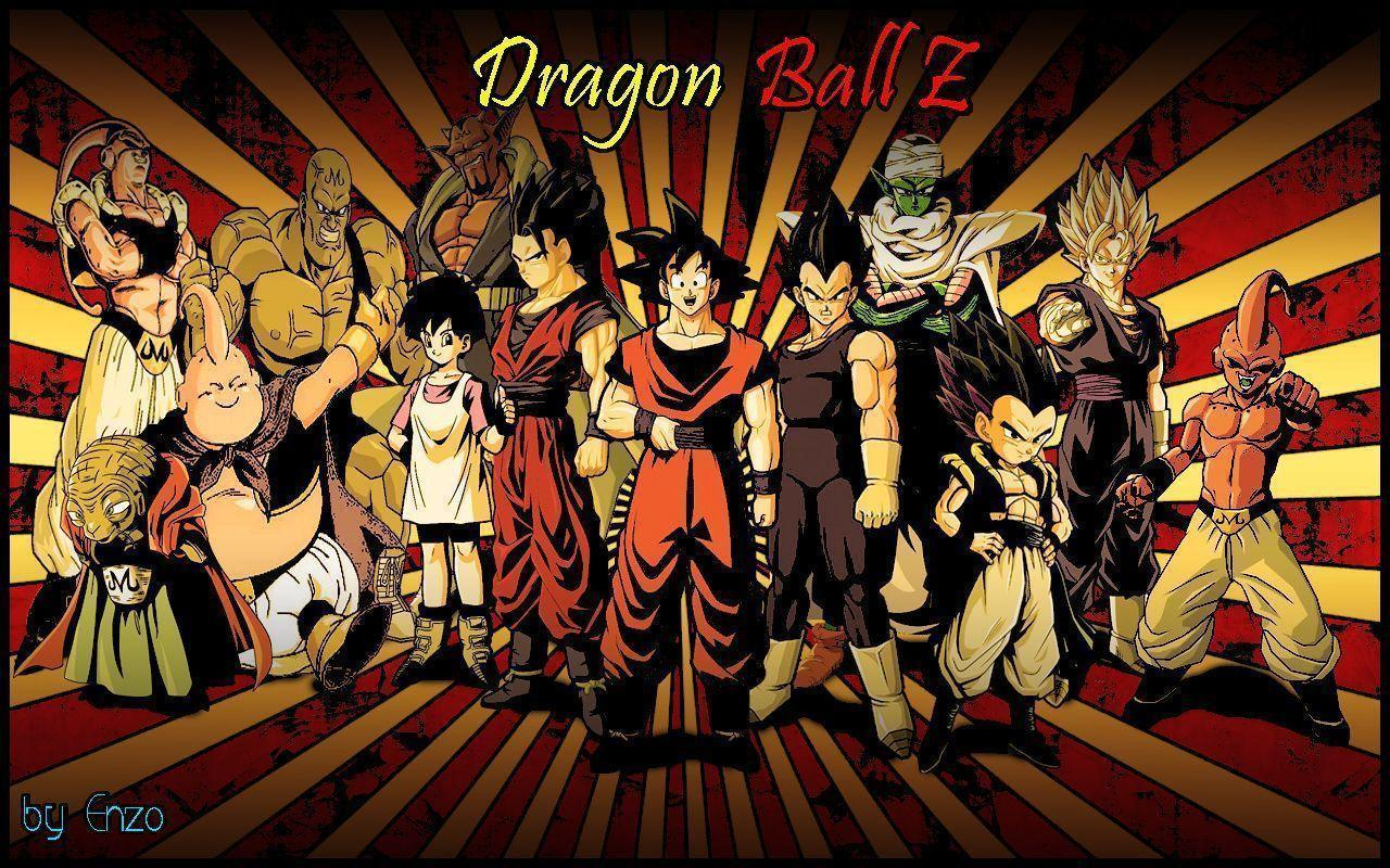 Dragon Ball Z Wallpapers Plus Wallpapers