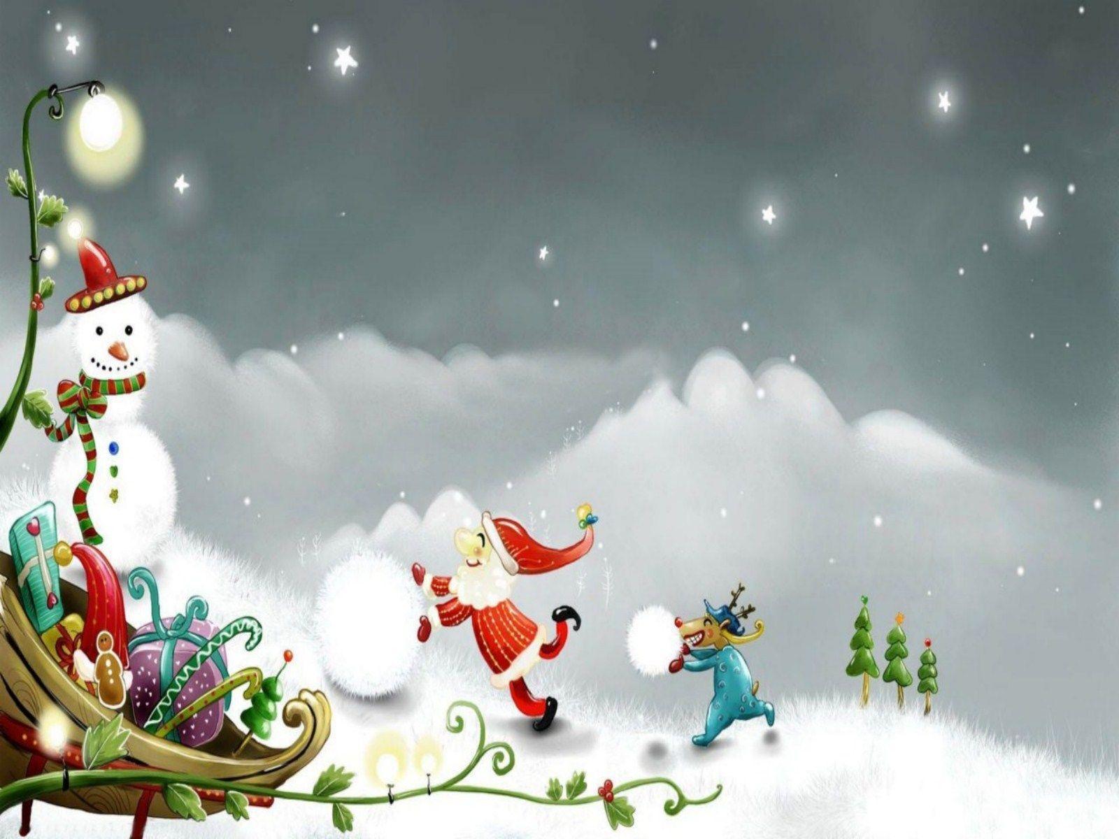 Funny Christmas Desktop Backgrounds - Wallpaper Cave