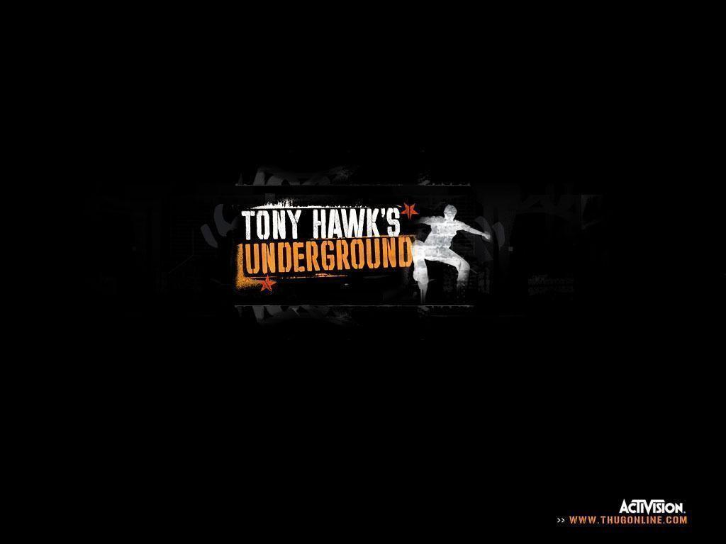 Tony hawk logo