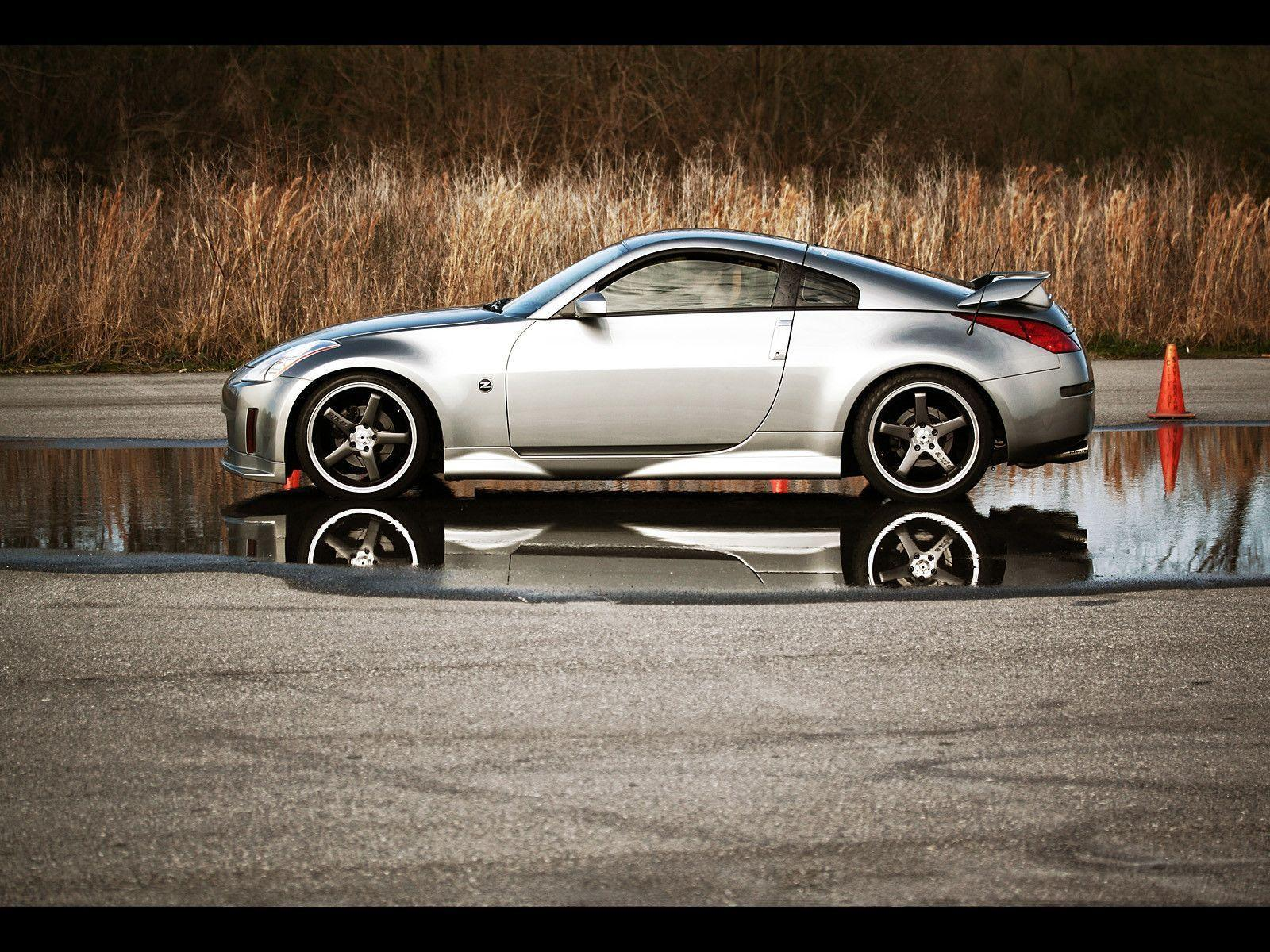 Nissan 350Z Photography by Webb Bland - Frozen Moment - 1600x1200 ...