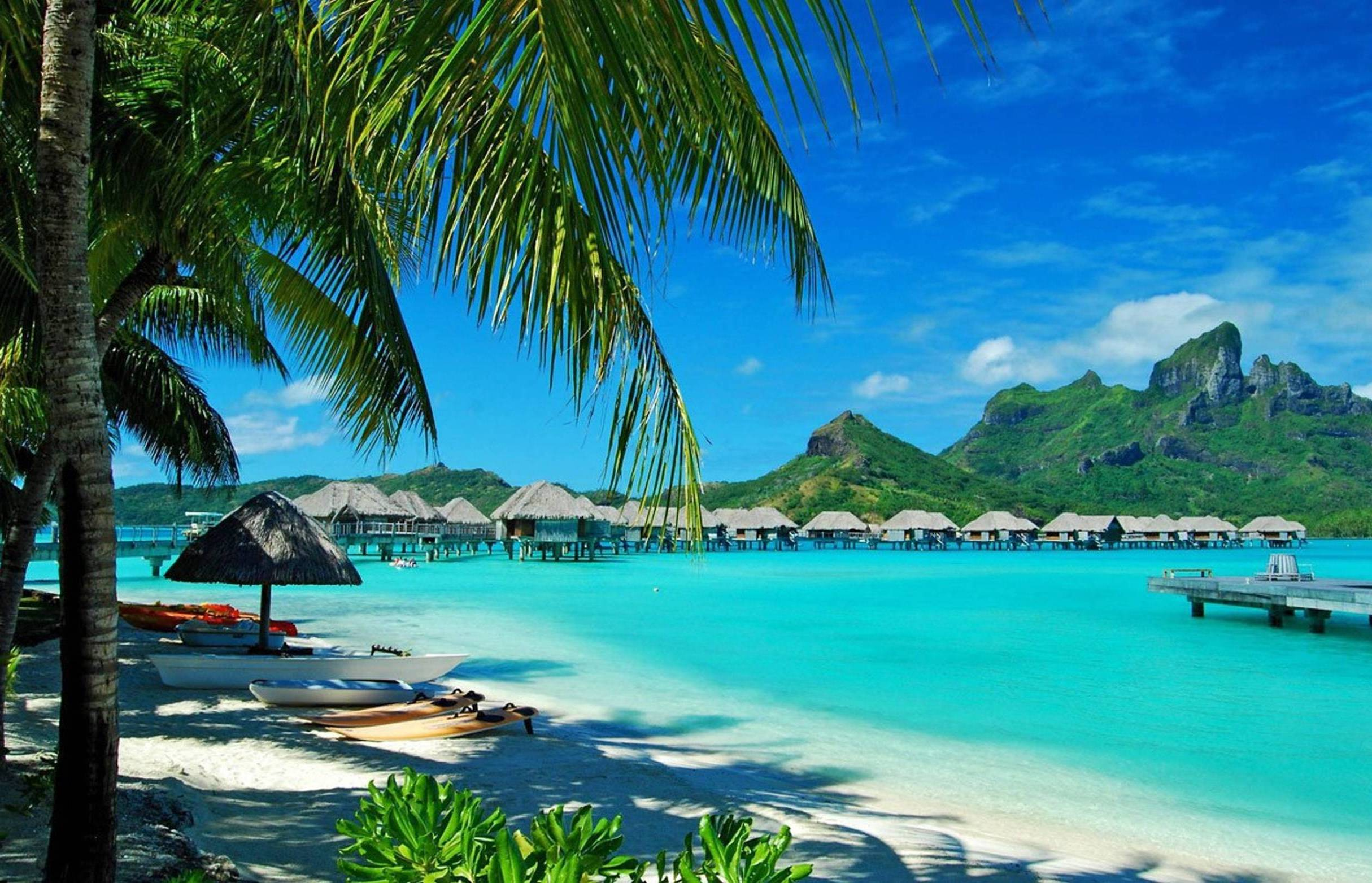 Bora Bora Backgrounds Wallpaper Cave