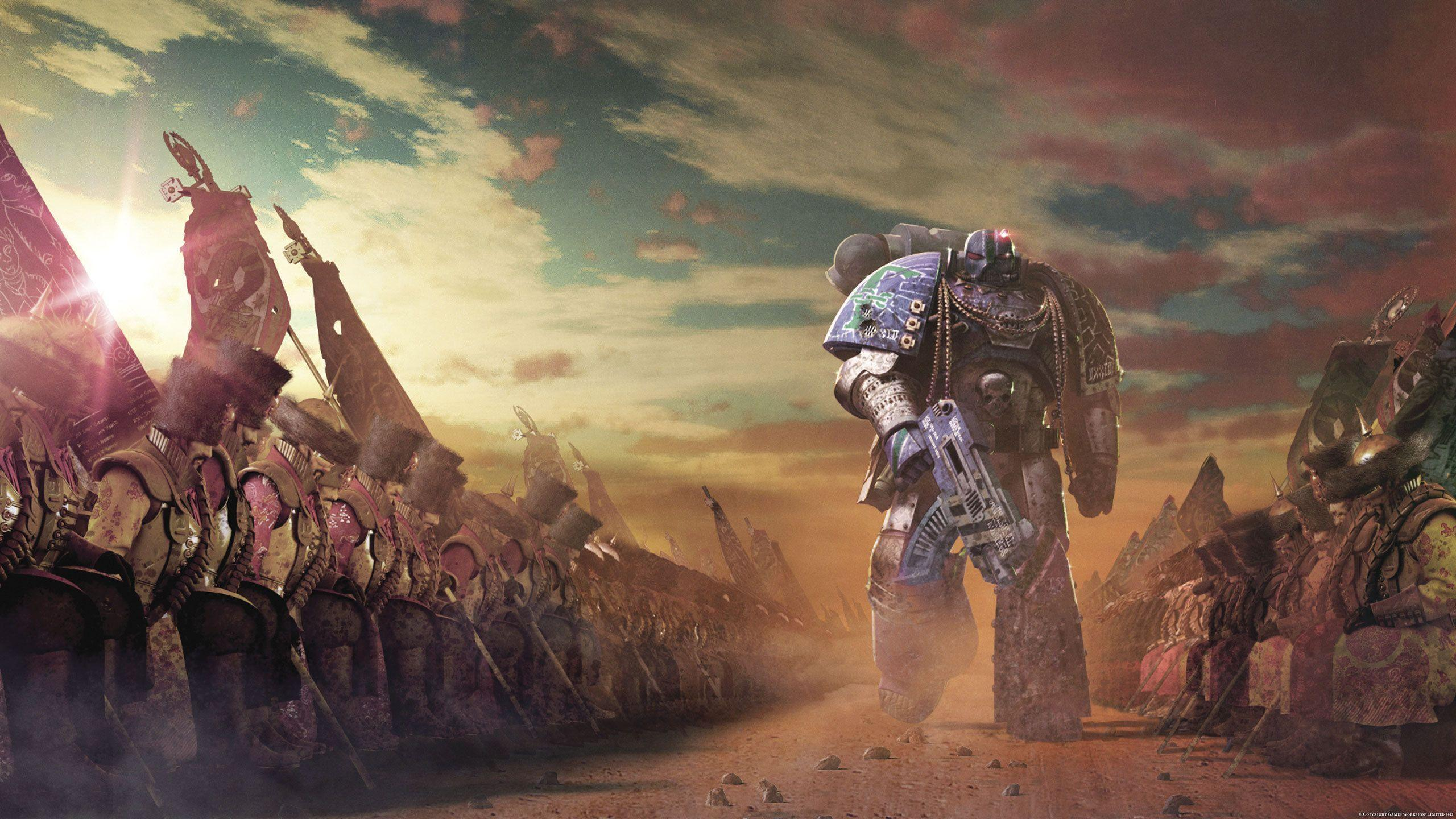 Warhammer 40k Backgrounds Wallpaper Cave