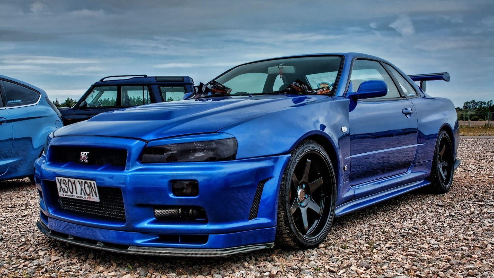 R34 GTR Wallpapers - Wallpaper Cave