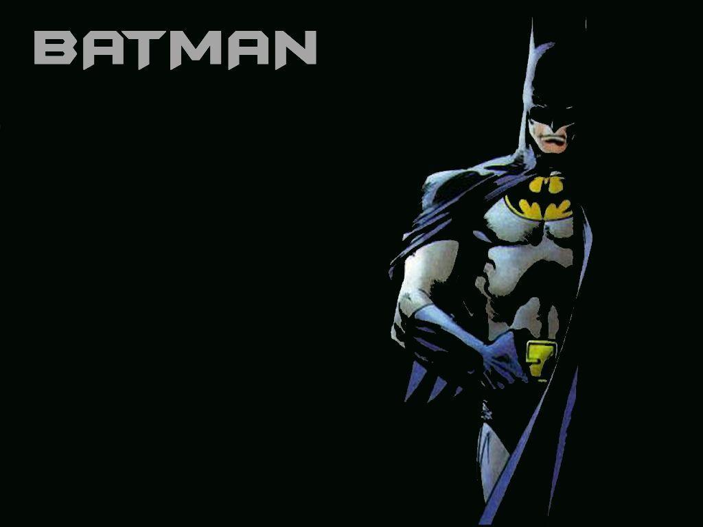 Batman Cartoons Wallpaper Background Free