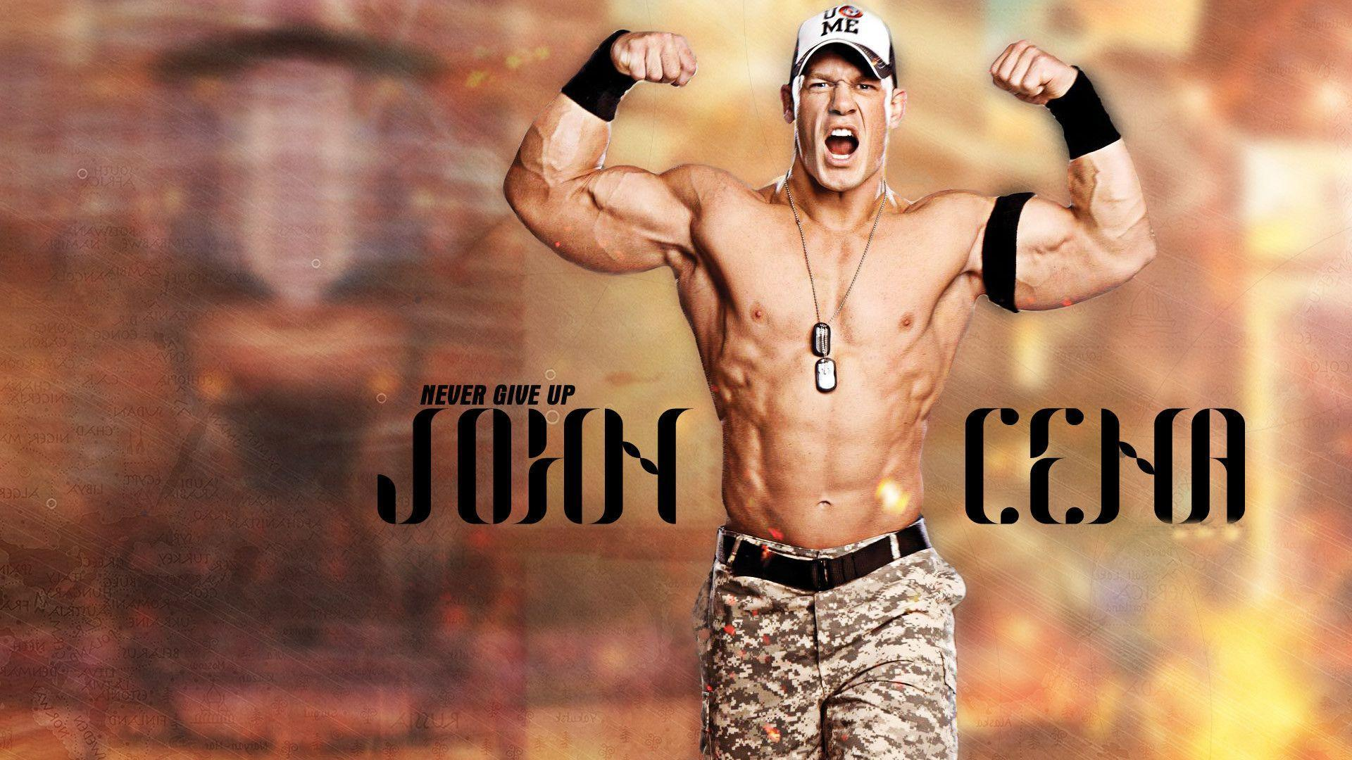 John Cena New Hd Wallpapers Wallpaper Cave