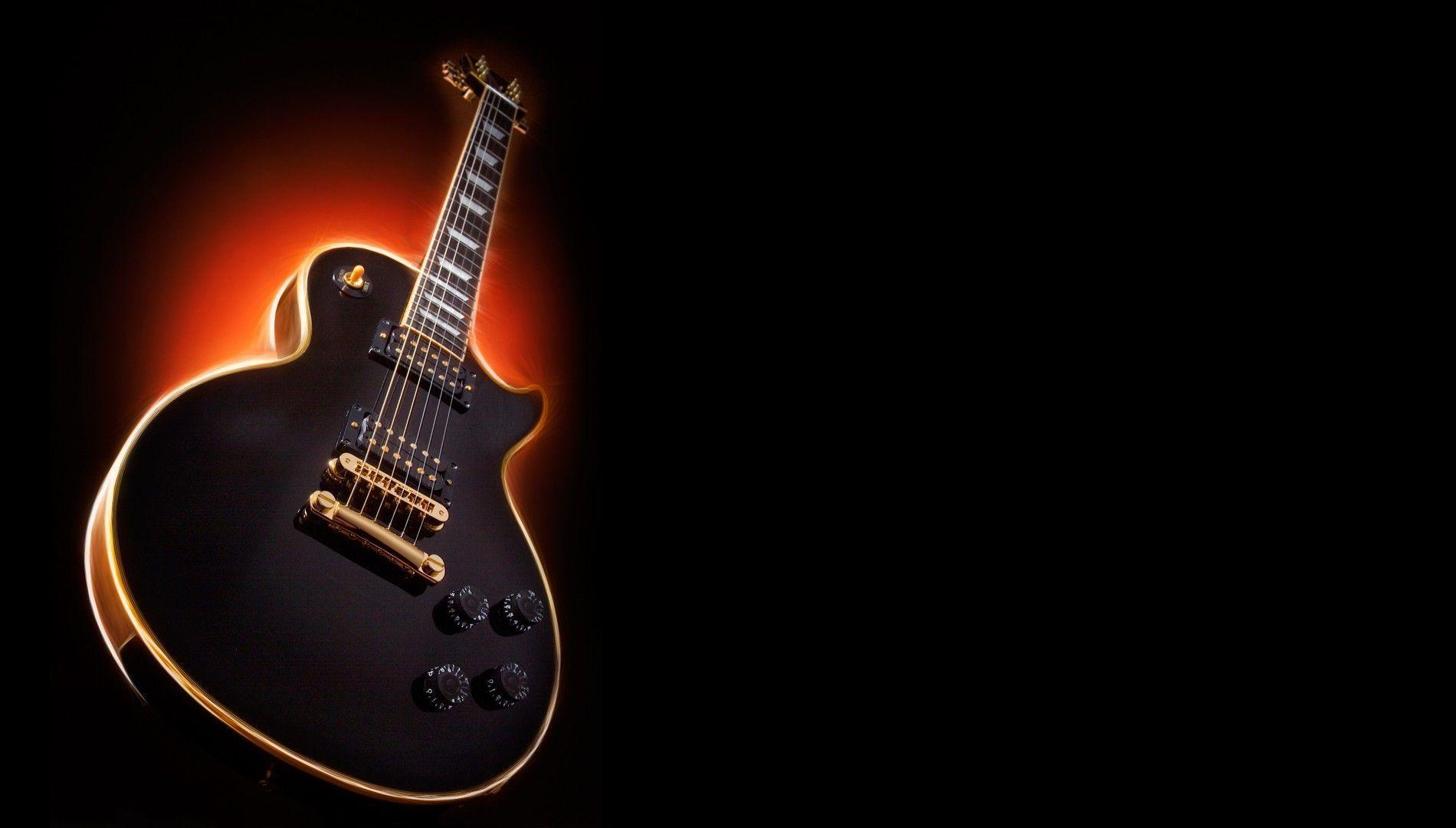 Gibson Les Paul Wallpapers Wallpaper Cave