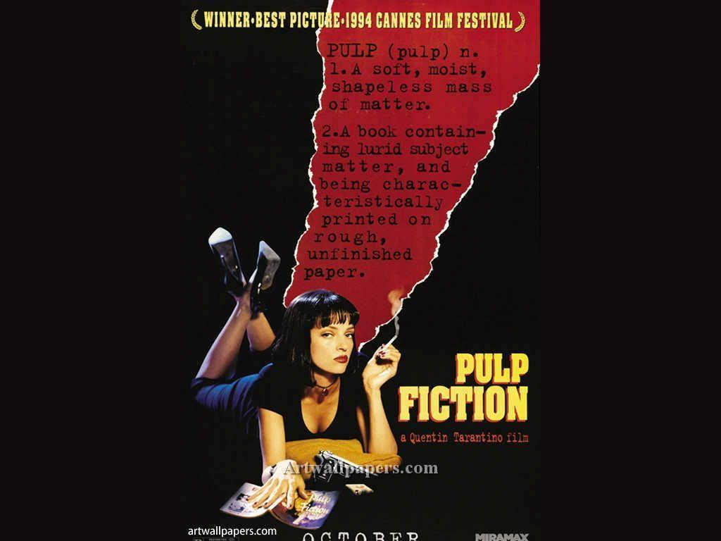 Pulp Fiction - Pulp Fiction Wallpaper (8900013) - Fanpop