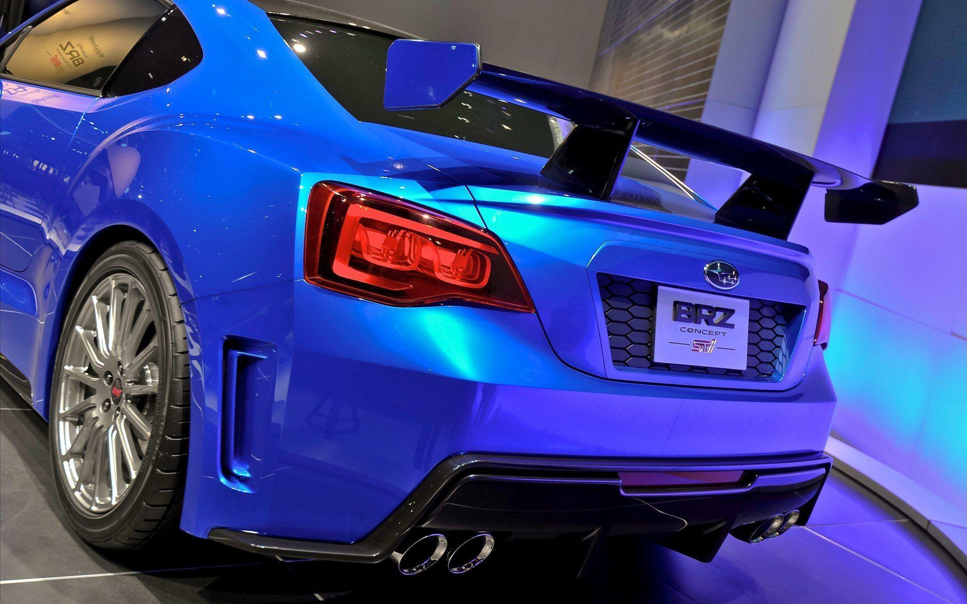 Subaru Brz Sti Wallpapers - Wallpaper Cave