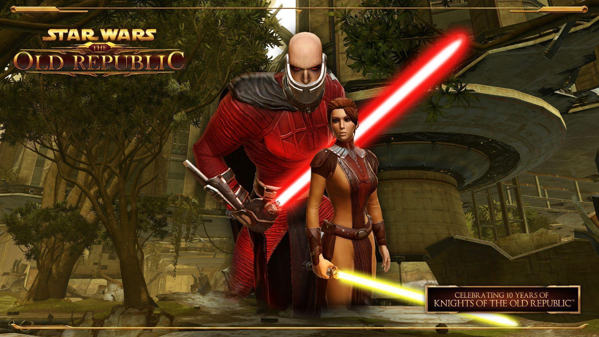 Star Wars: The Old Republic Wallpapers
