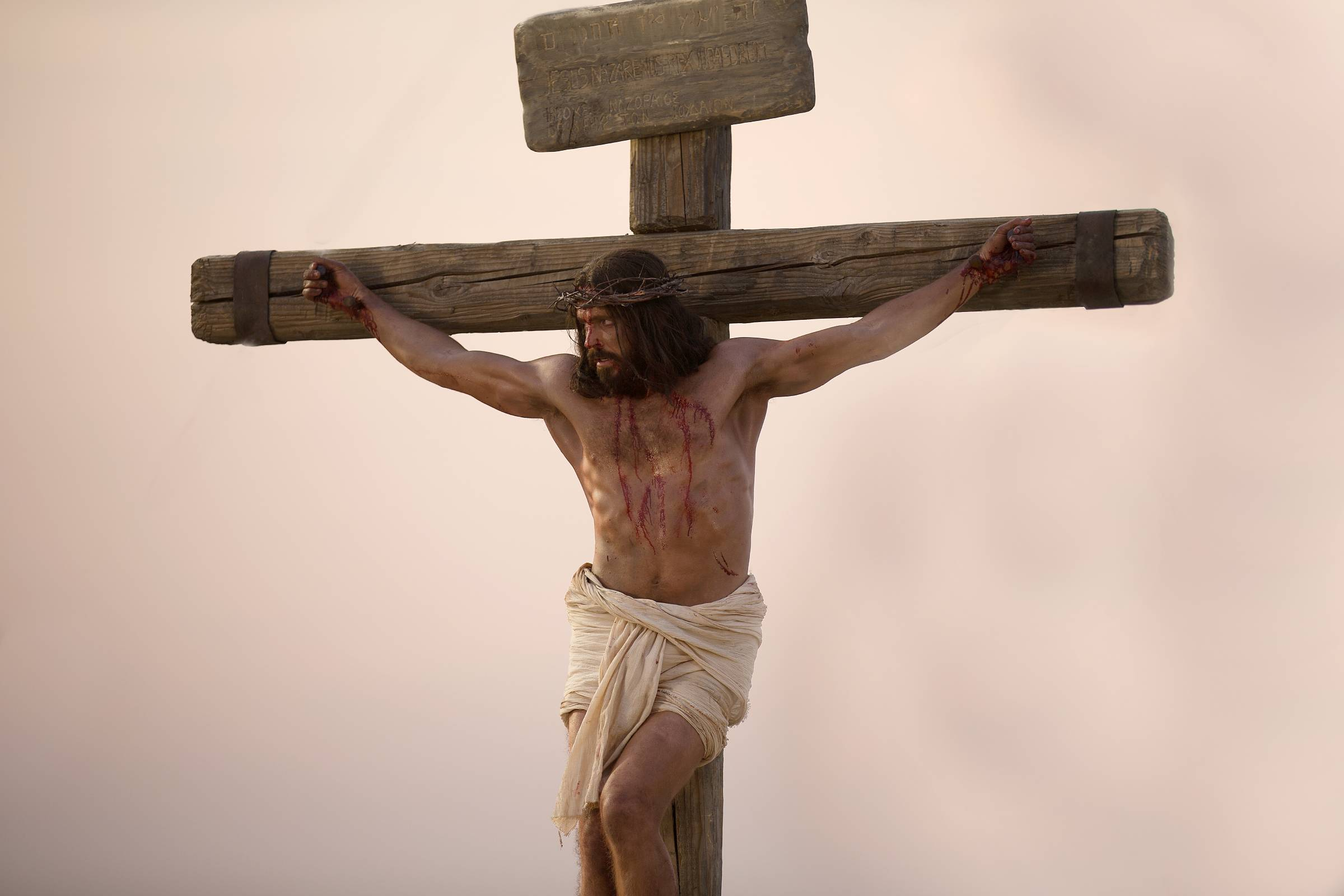 Image For > Jesus Christ Crucified Lds