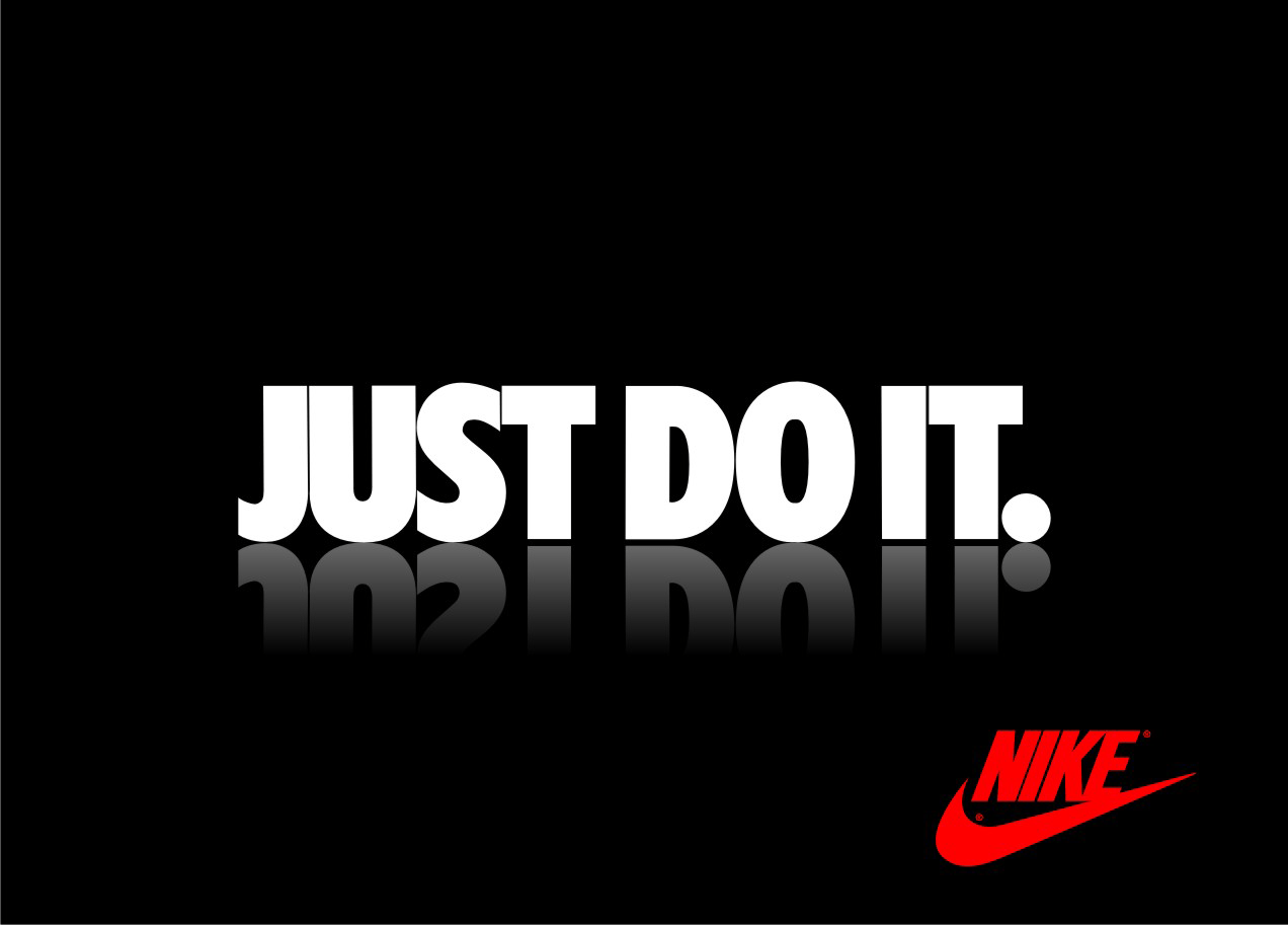 Wallpapers For > Nike Just Do It Pink Wallpaper