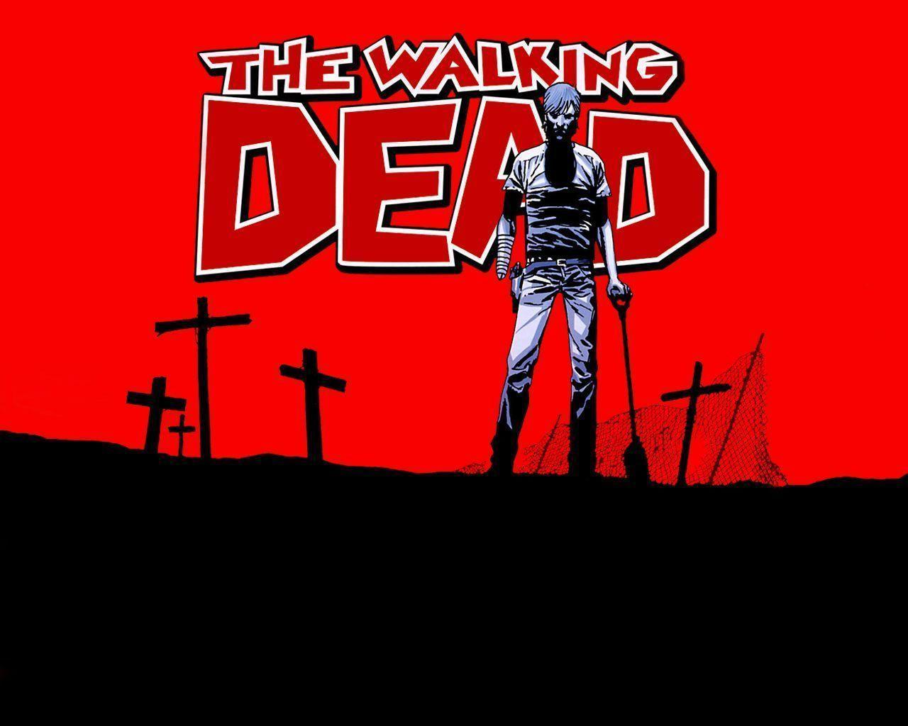 Image For > The Walking Dead Comic Wallpapers Rick