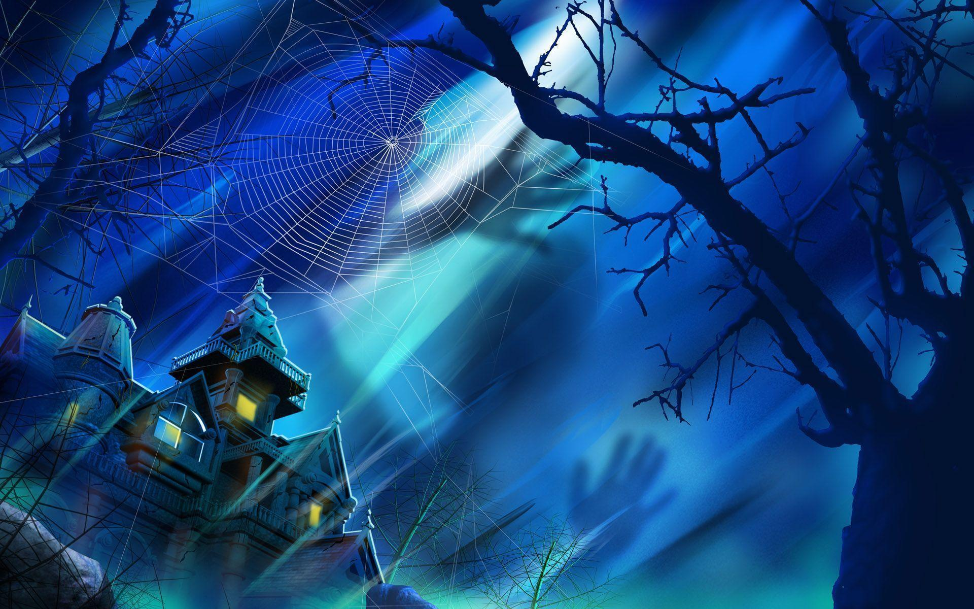 50 Exquisite Halloween Wallpapers for Your Desktop