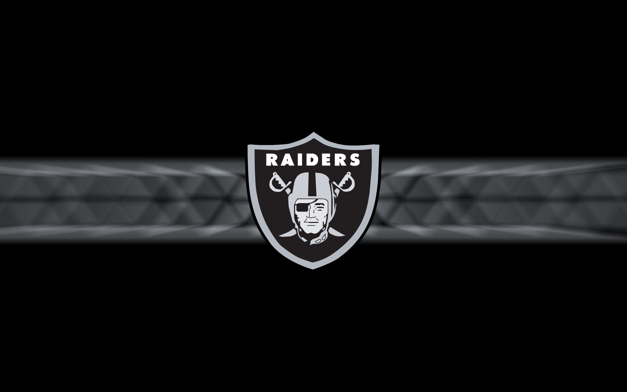 Oakland Raiders 2014 NFL Logo Wallpapers Wide or HD