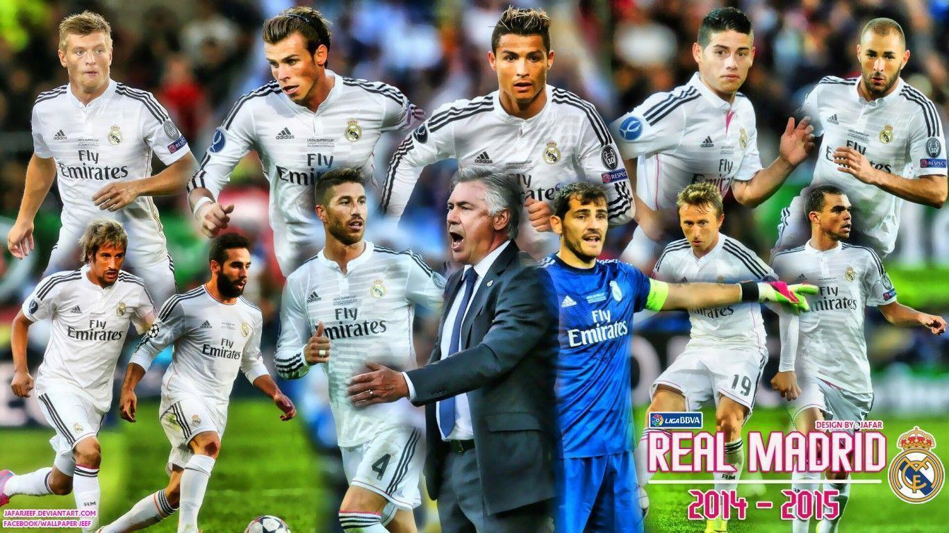 Sport Wallpaper Real Madrid: Real Madrid Logo Wallpapers HD 2015
