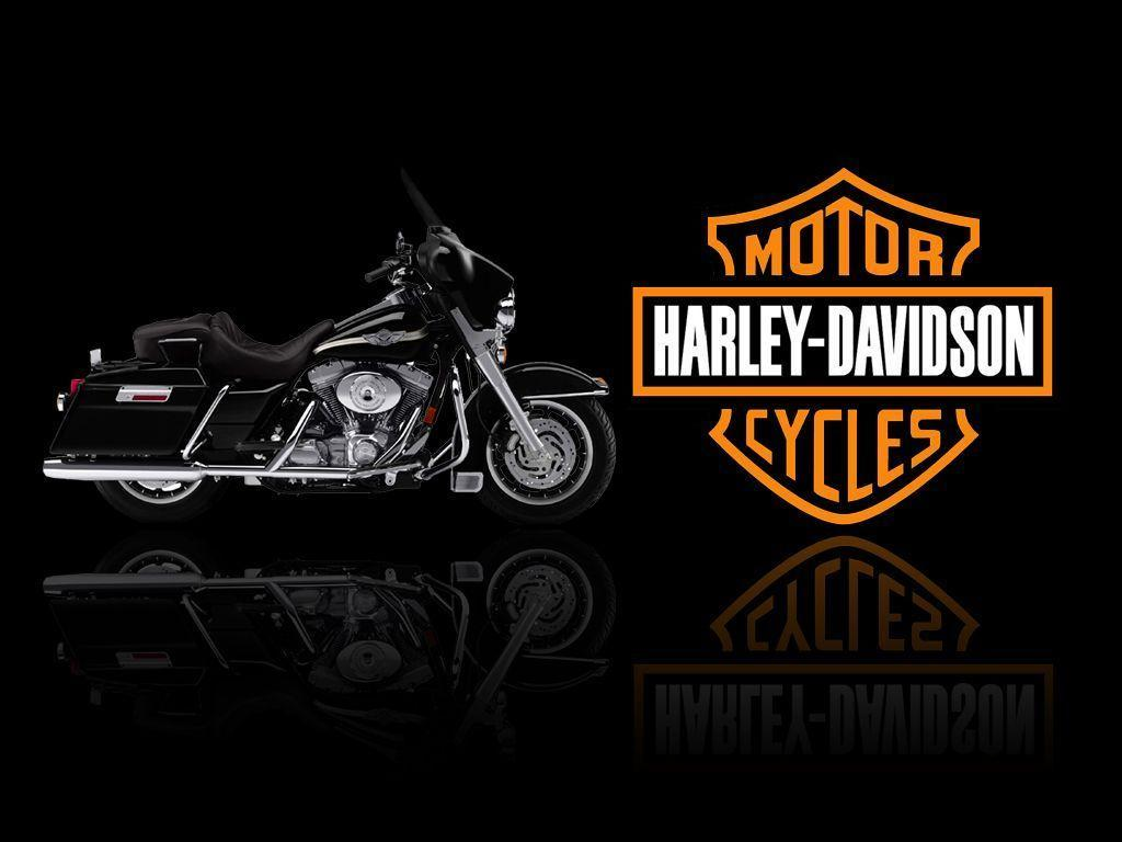 Harley Davidson Motor Cycles Retro - Cool Wallpapers