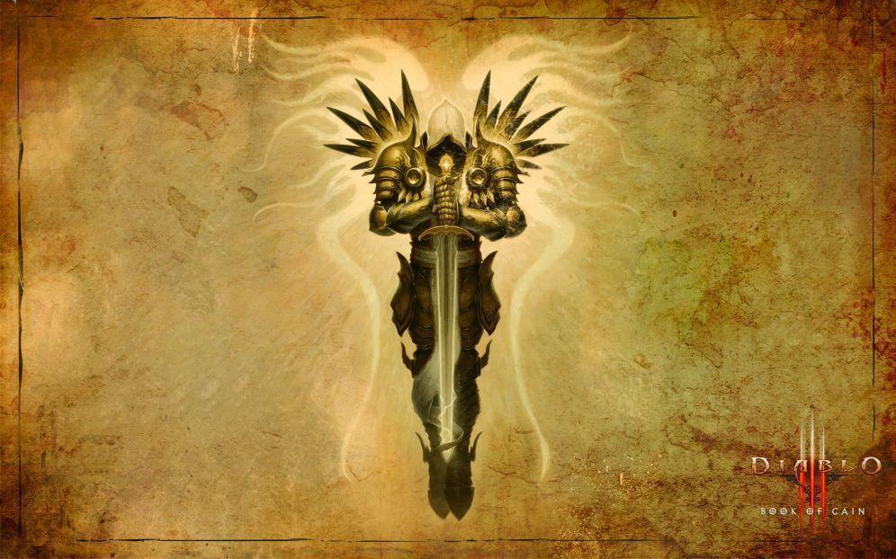 tyrael s sacrifice 1080p backgrounds