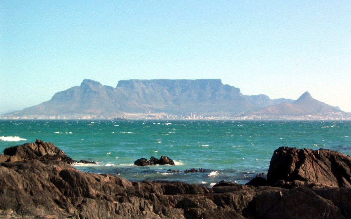 Table Mountain View Wallpaper 1440x900 | Hot HD Wallpaper