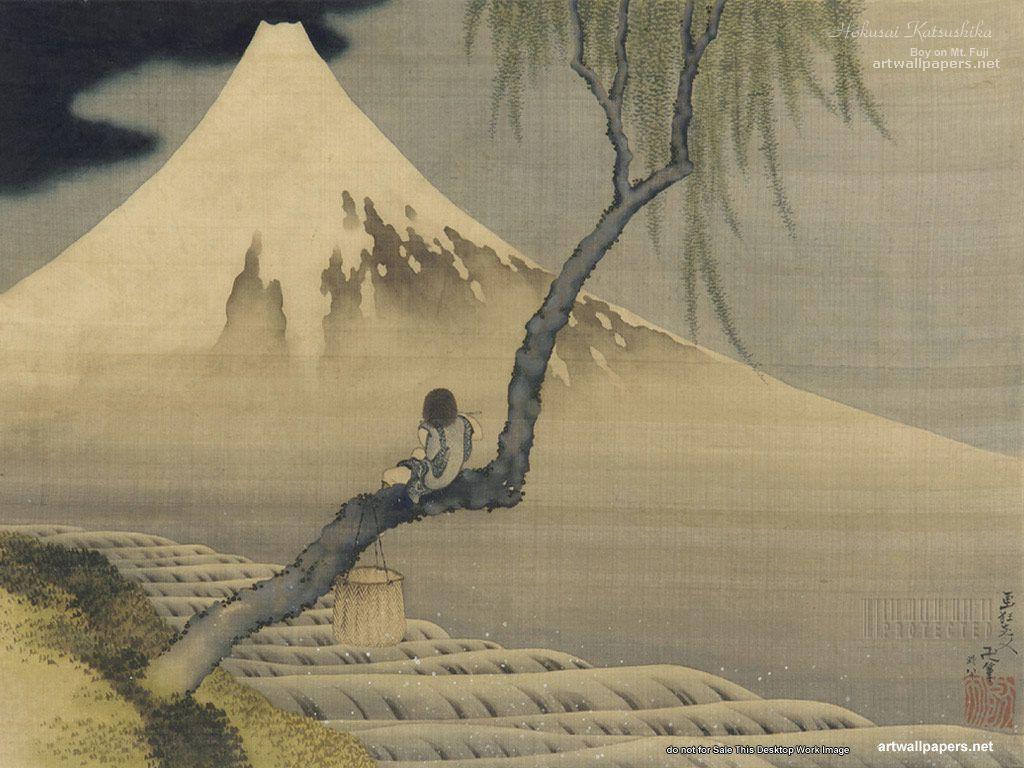 Japanese Art Wallpapers Wallpaper Cave