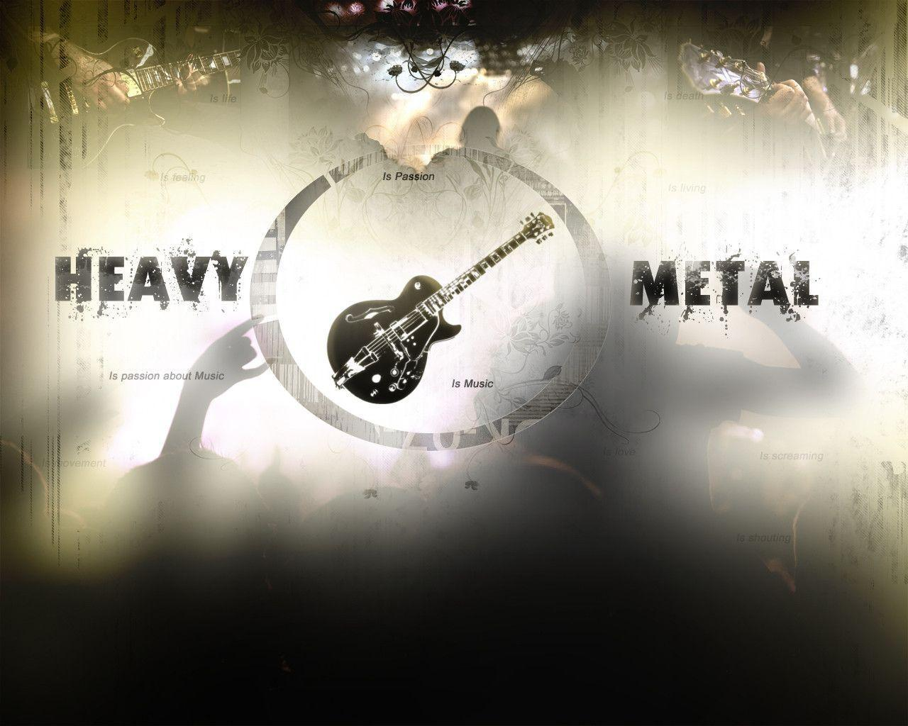 Heavy Metal Wallpaper - Metal Wallpaper (21000467) - Fanpop