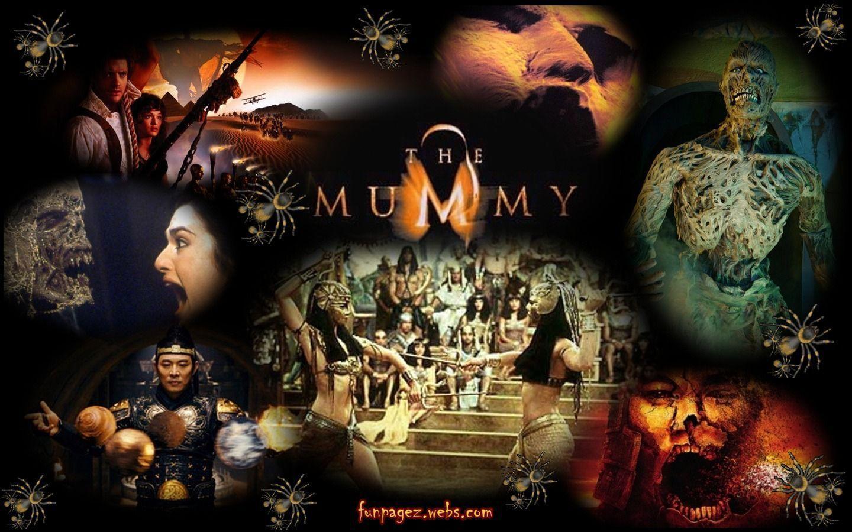 Mummy wallpaper
