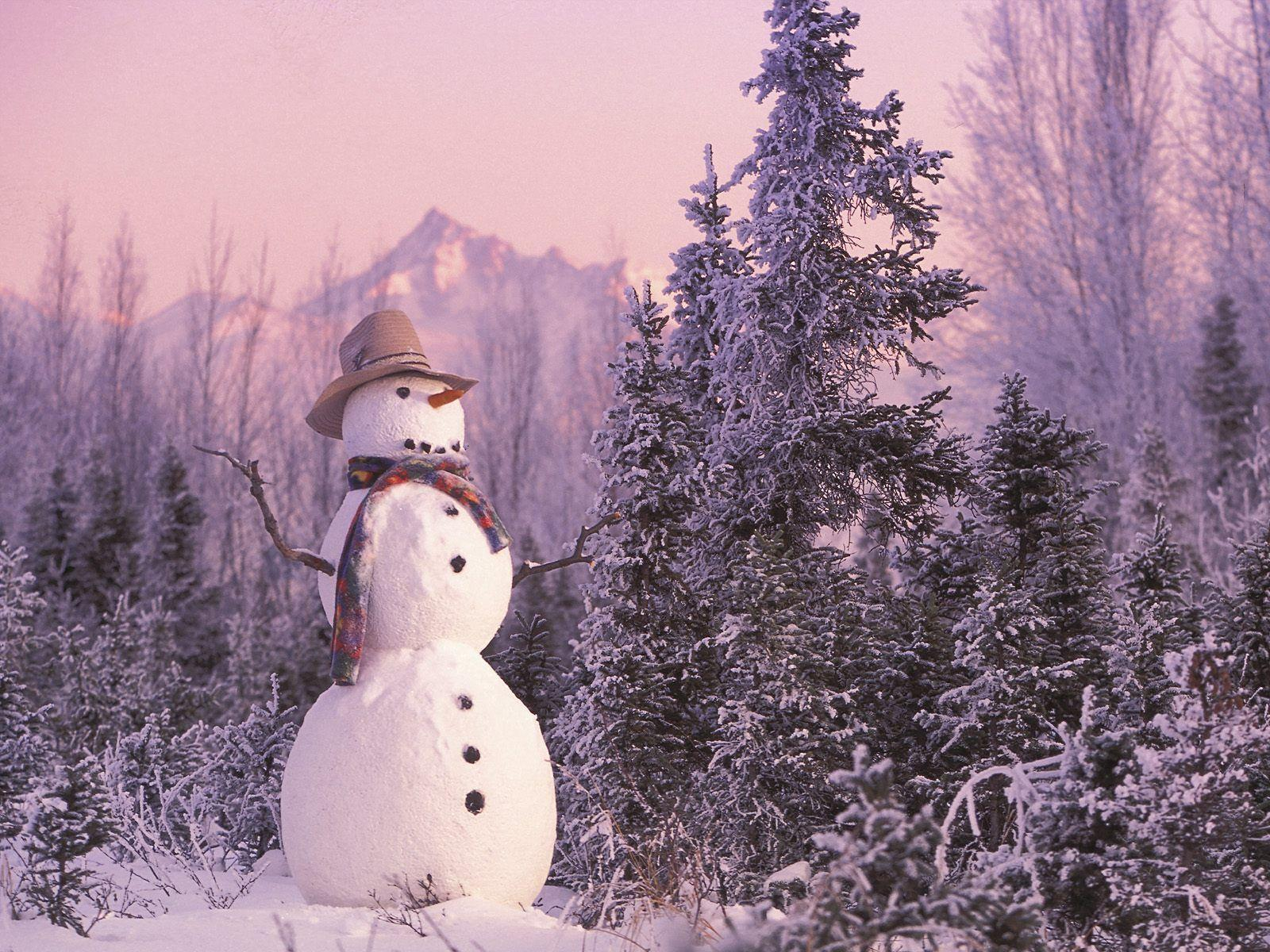 Frosty the Snowman wallpapers
