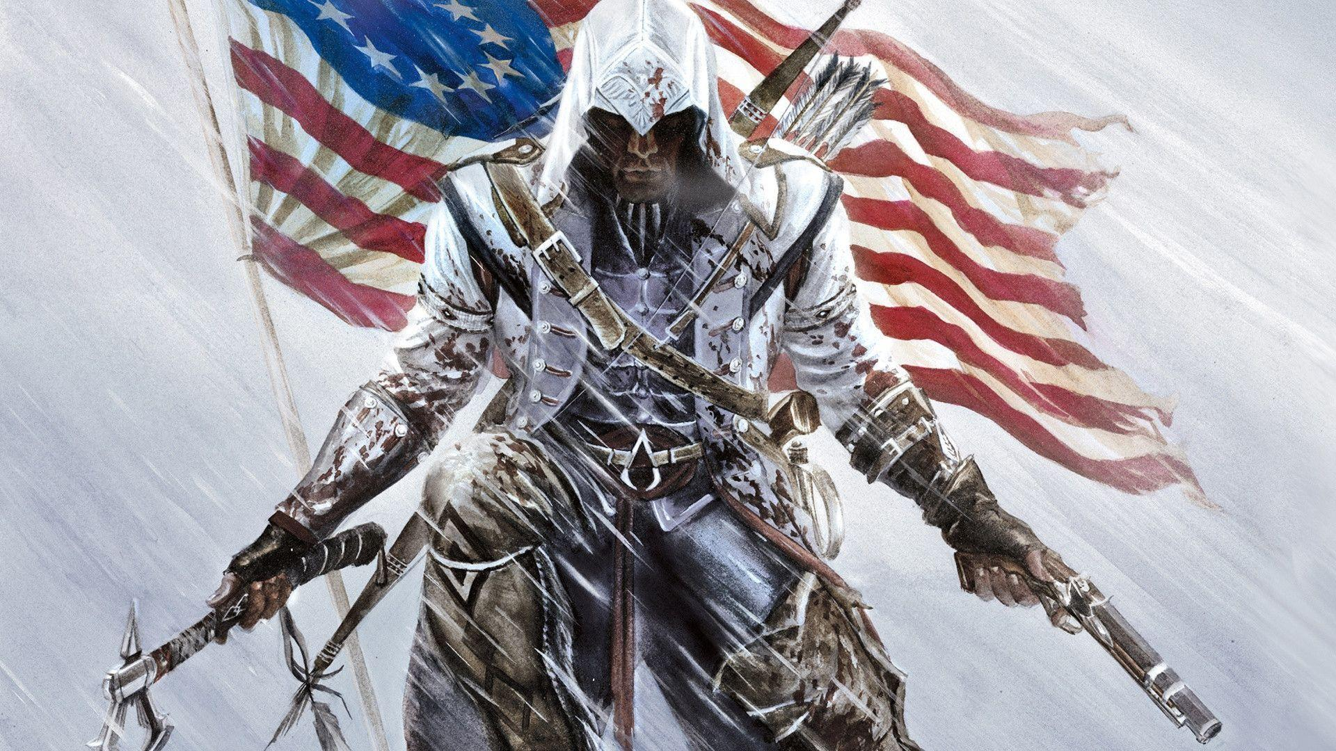 Pix For > Assassins Creed 3 Hd Wallpapers 1920x1080