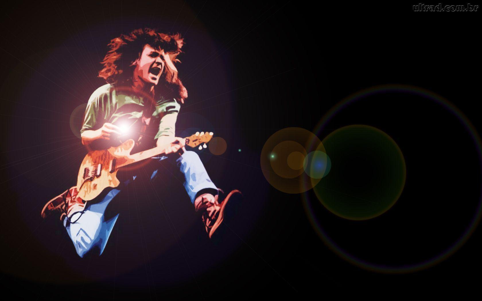 Van Halen Backgrounds - Wallpaper Cave