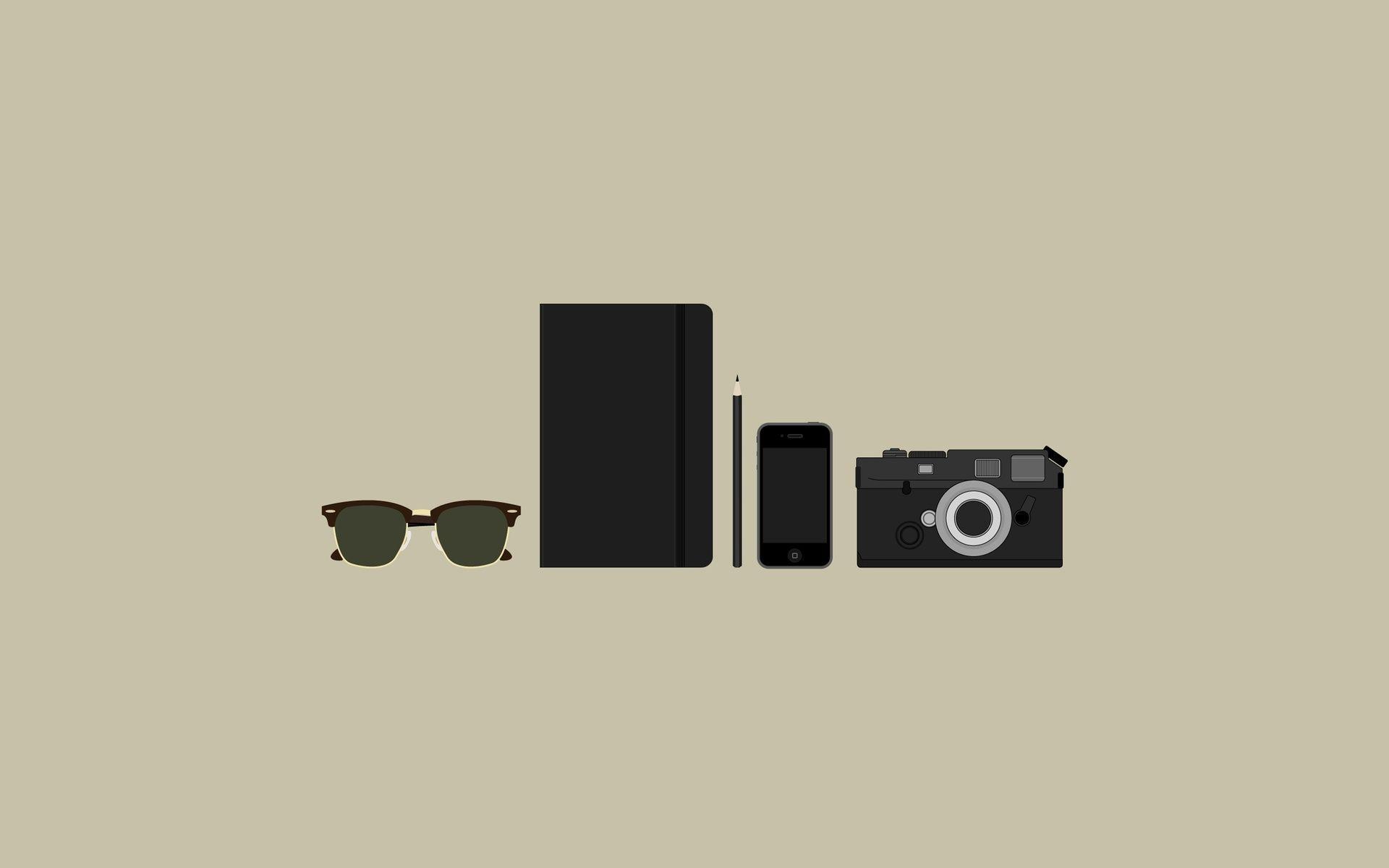 Hipster computer backgrounds wallpaper cave for Minimal style
