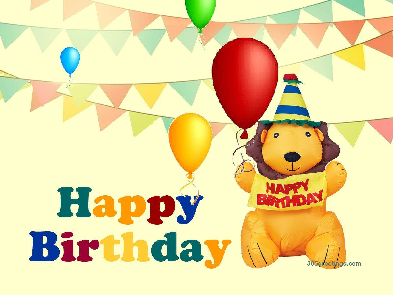 Happy Birthday Wallpapers With Name