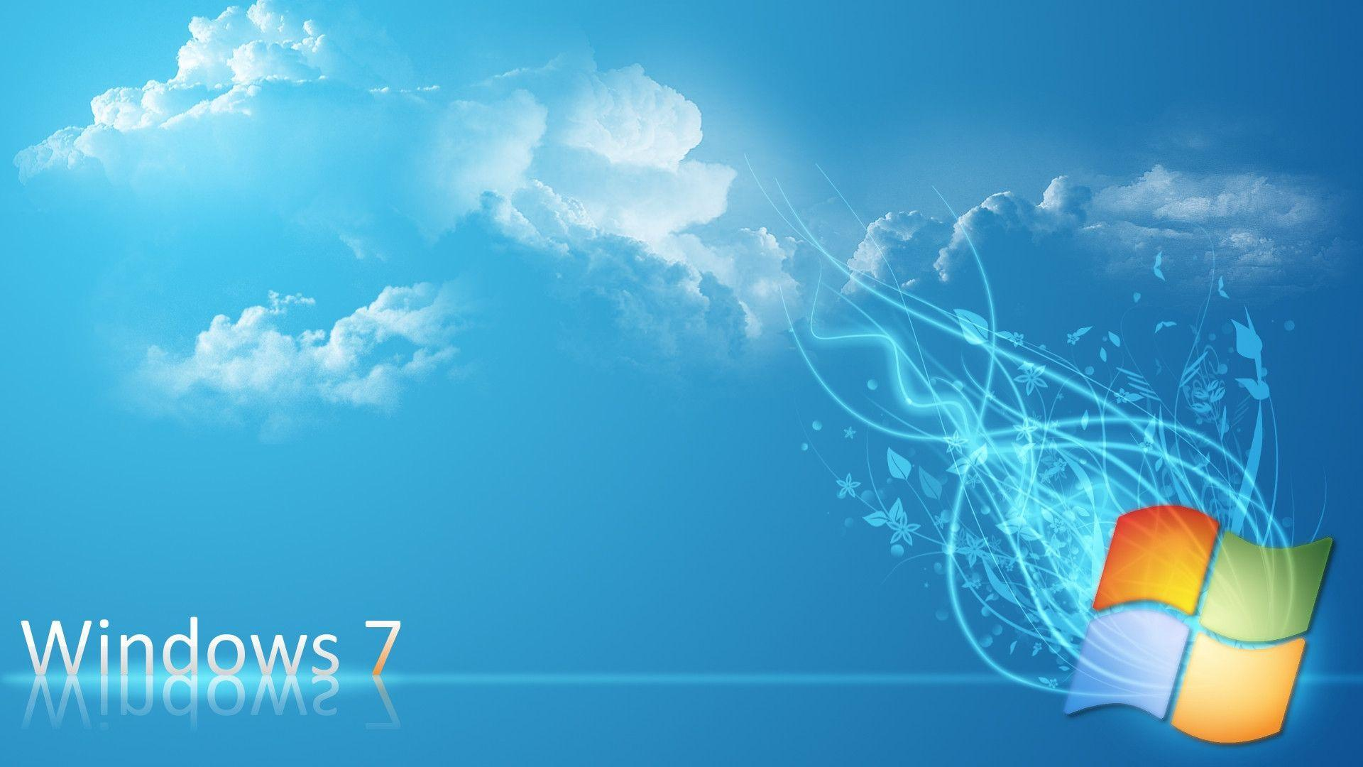 Hd wallpaper windows 7 - Windows 7 Wallpapers Hd Download Blue Sky Imag 5560 Wallpaper