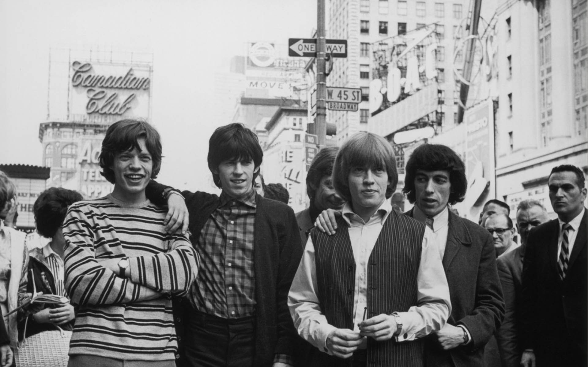 The Rolling Stones Wallpapers 9