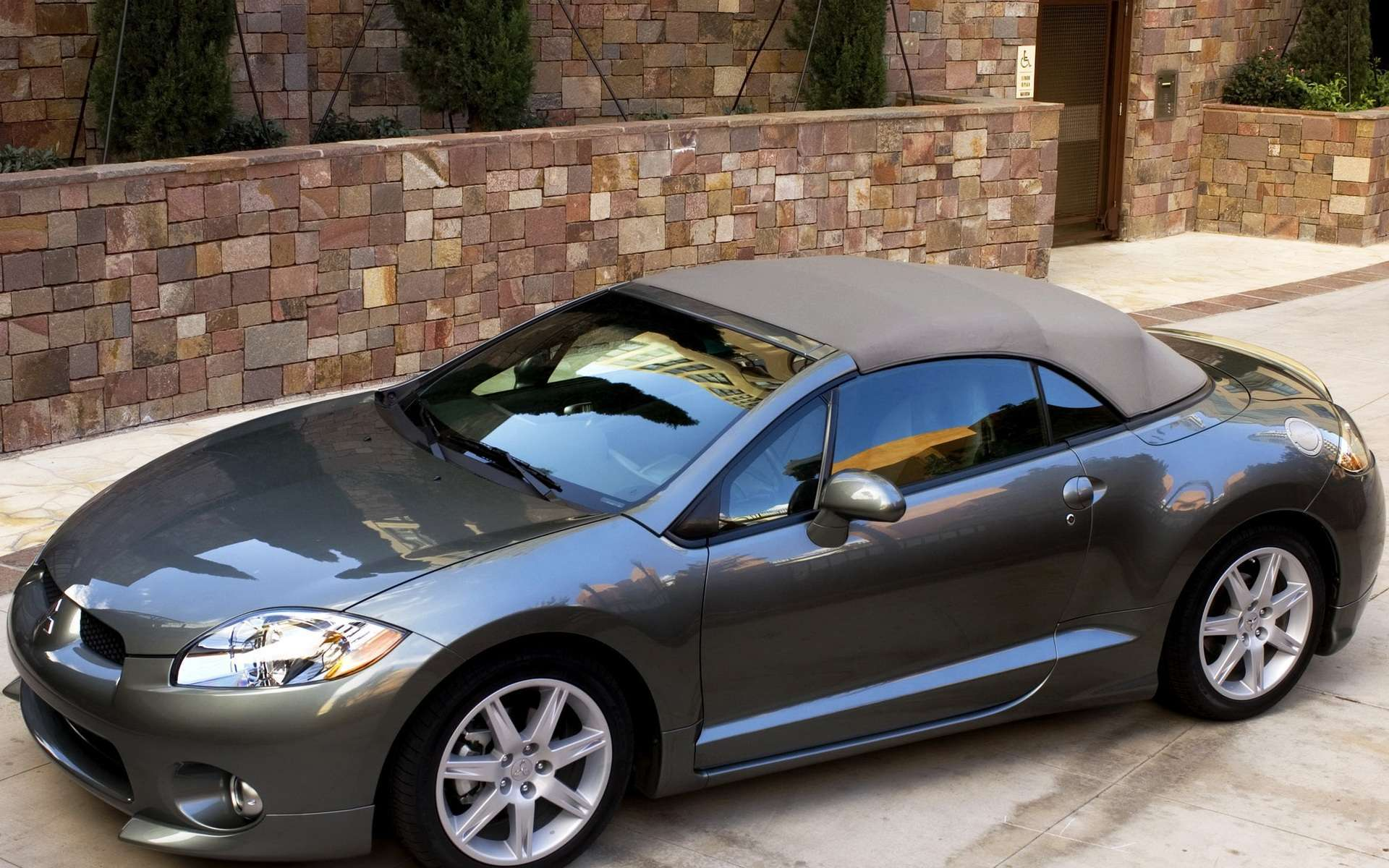 Wallpapers Mitsubishi Eclipse HD Wallpapers