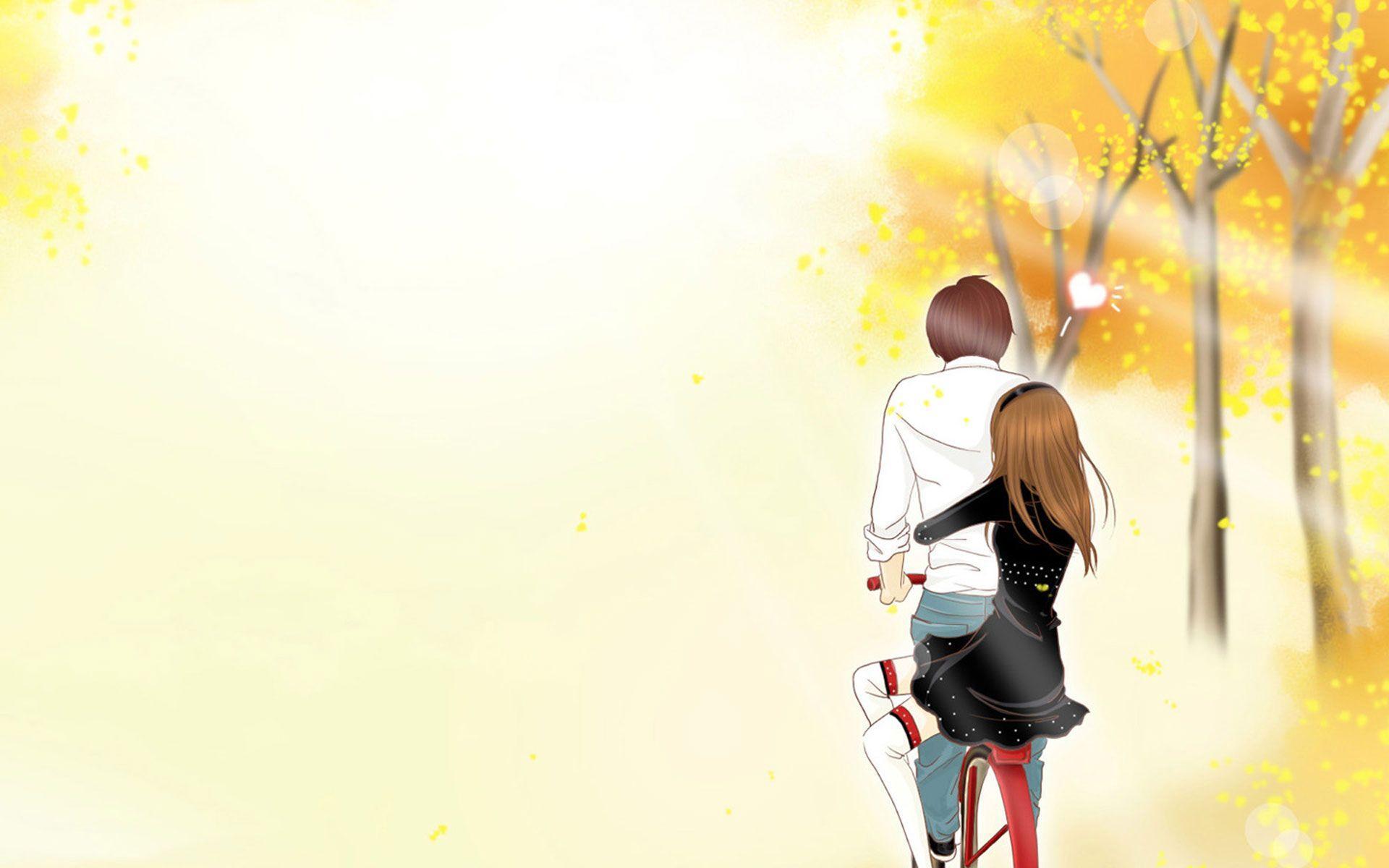romantic anime wallpaper - photo #14