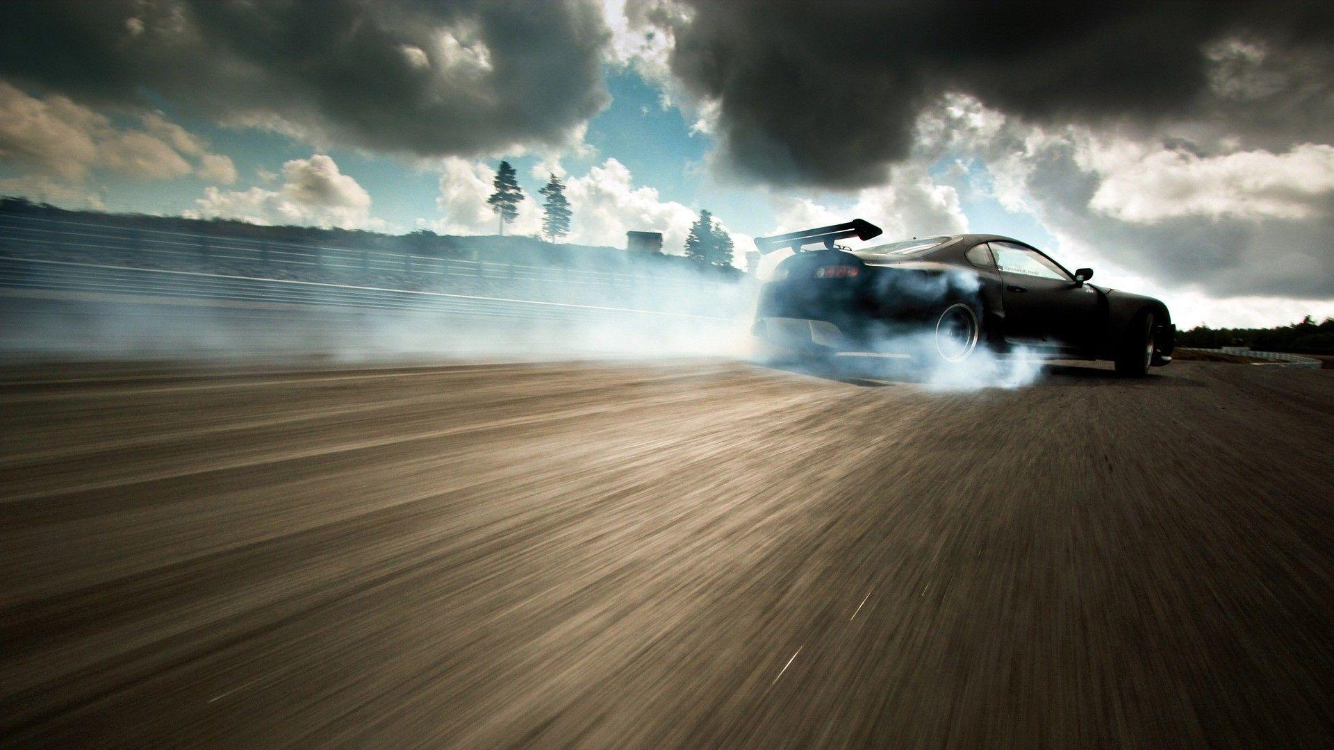 Car Drifting Wallpaper Hd wallpaper - 1262416