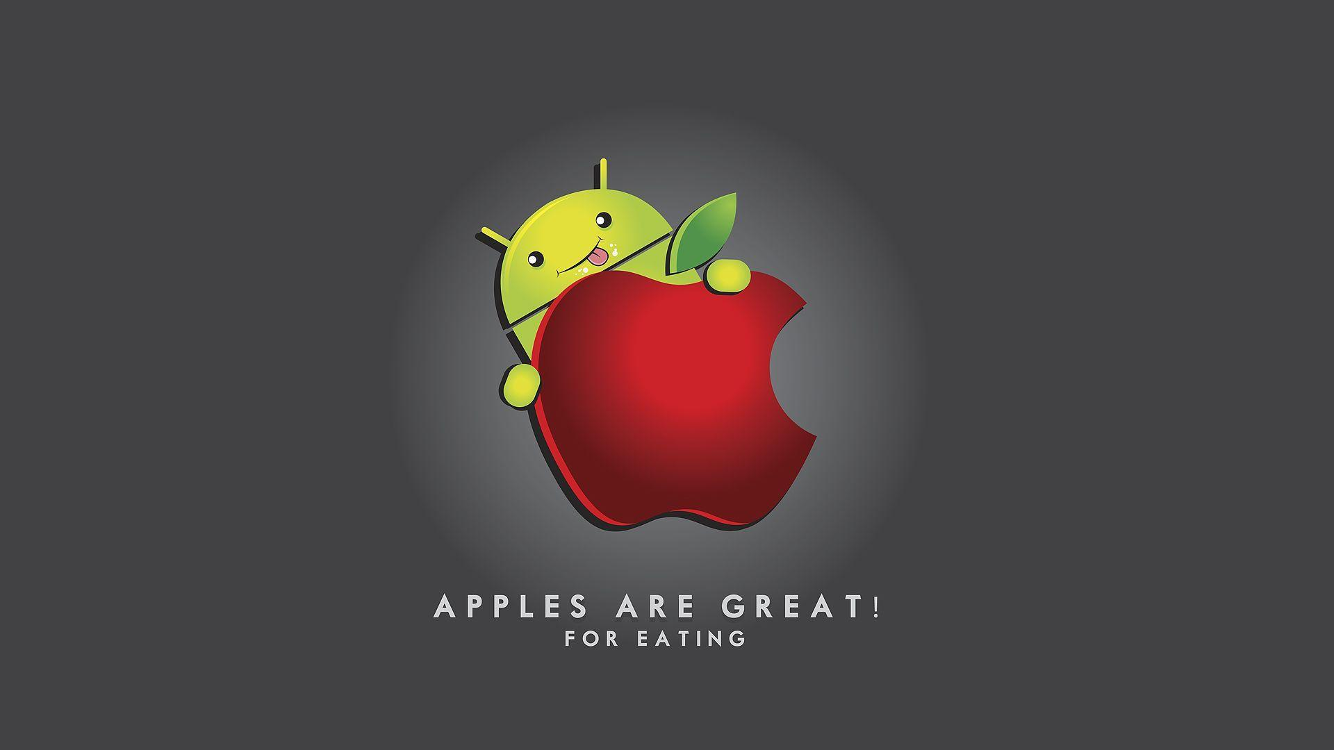 android vs apple wallpapers - wallpaper cave