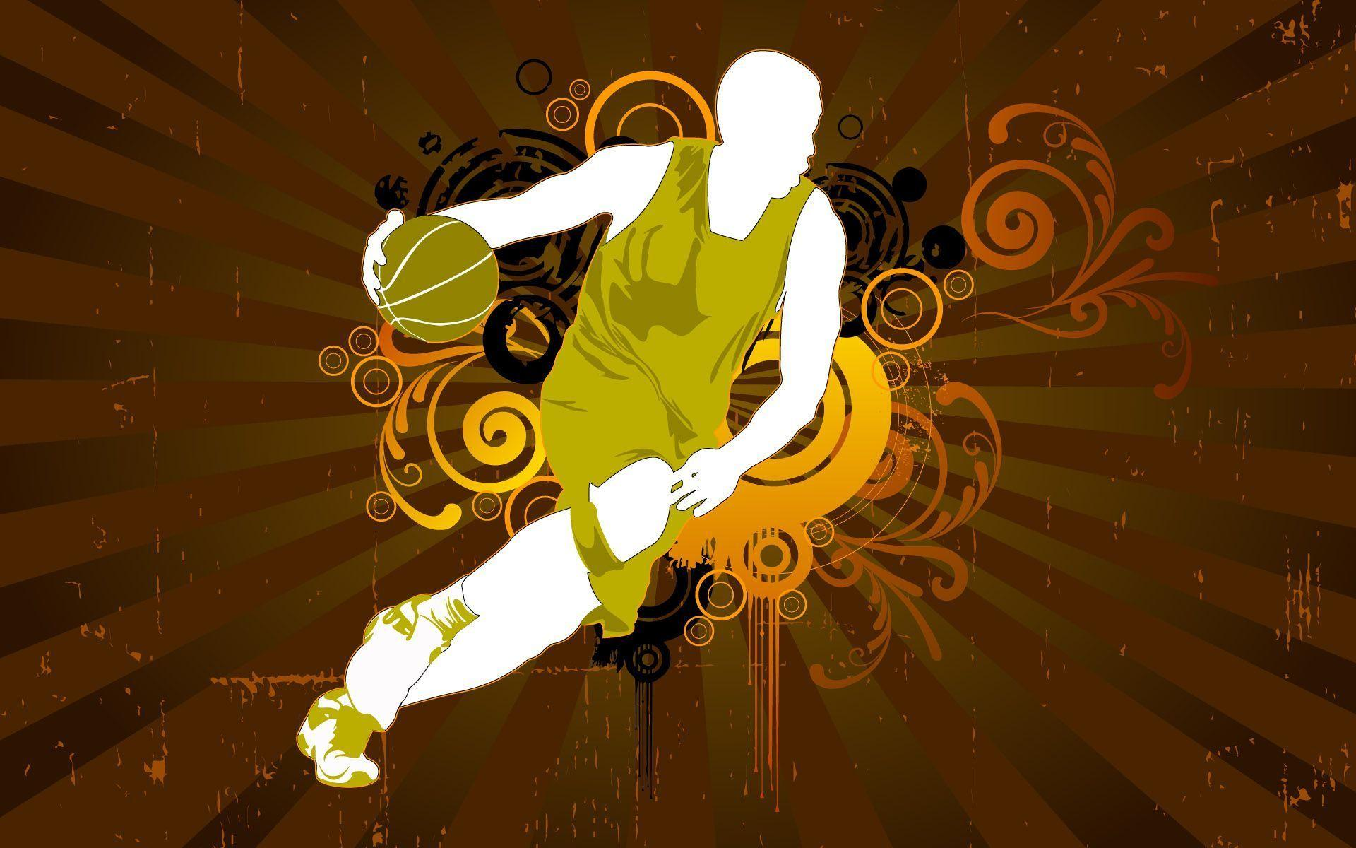 Sport Wallpaper Basketball: HD Basketball Wallpapers