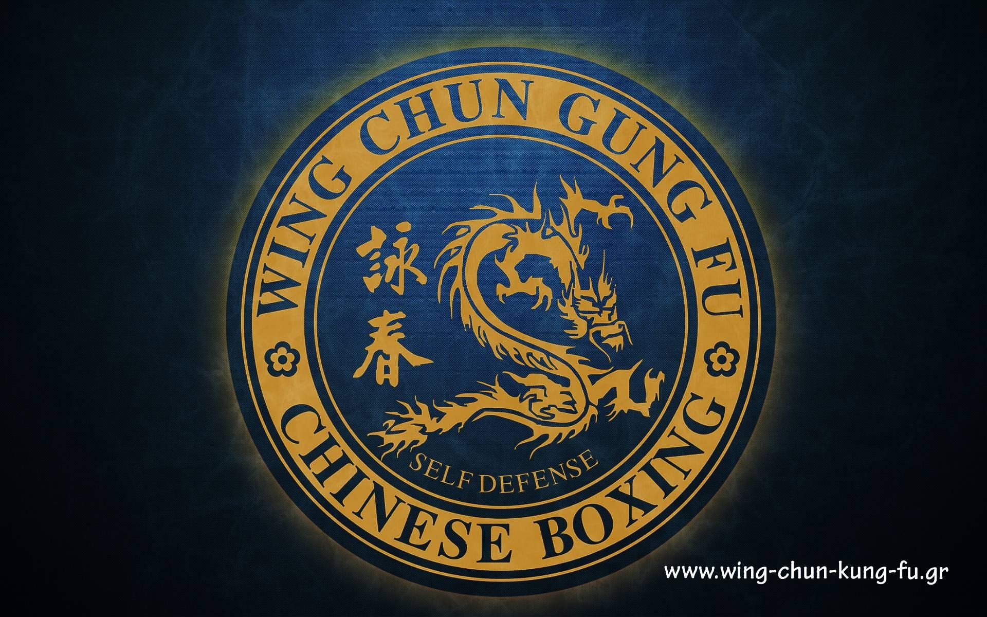 Wing tsun logo
