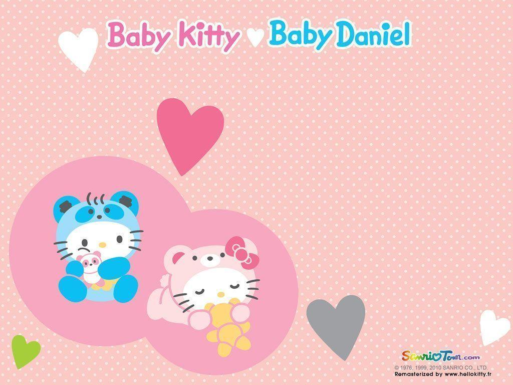 Baby Hello Kitty Wallpapers Wallpaper Cave