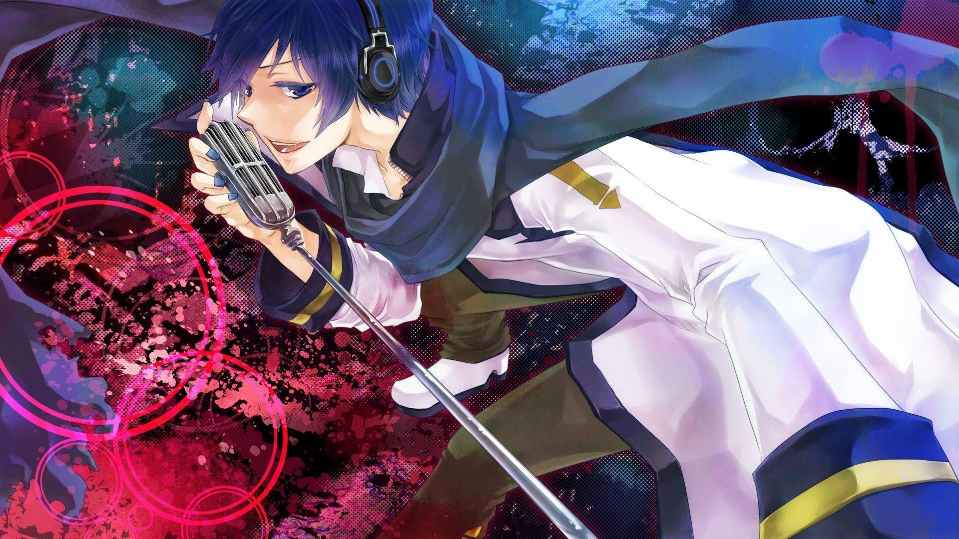 vocaloid kaito wallpapers wallpaper cave
