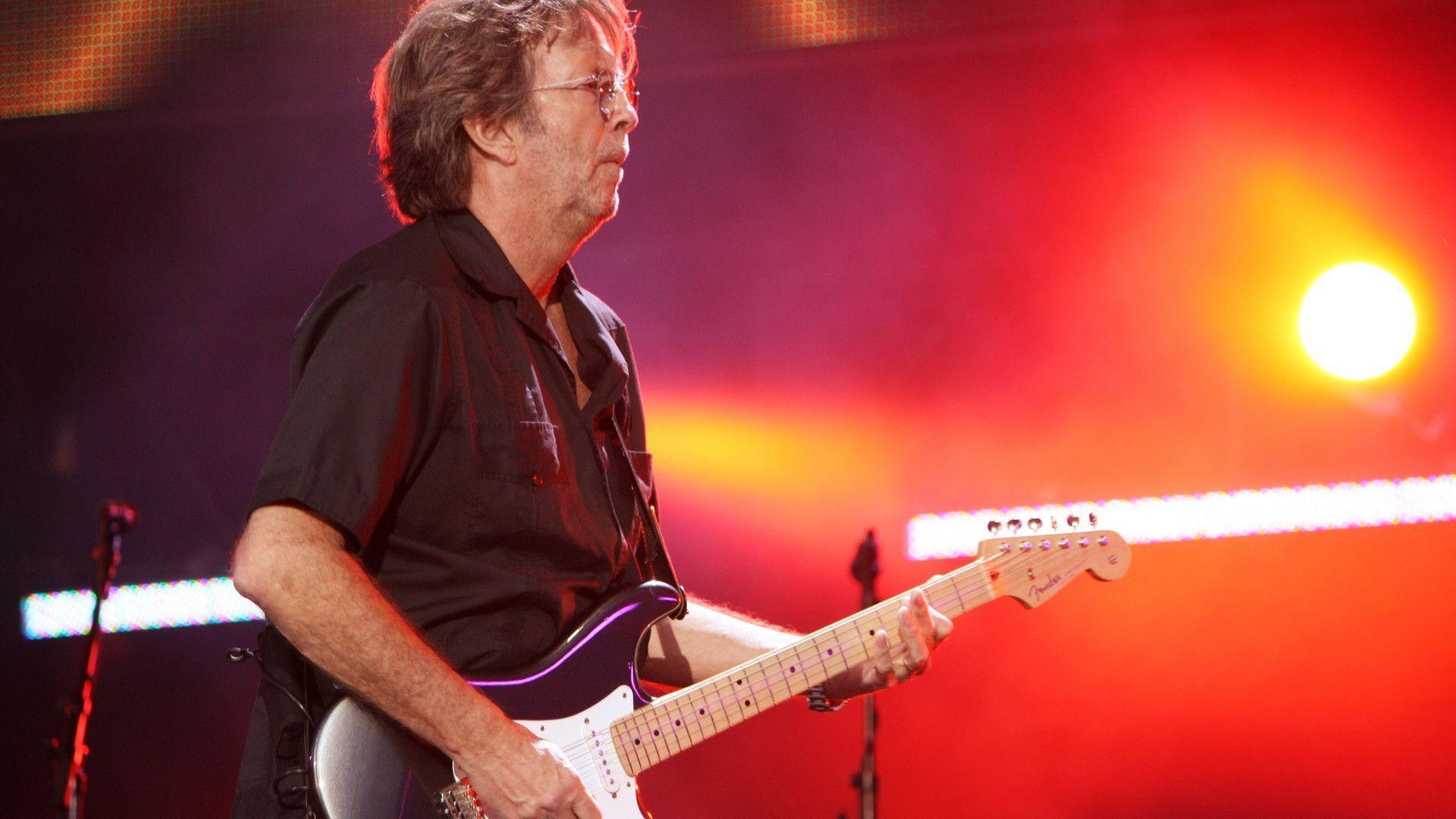 9 Eric Clapton Wallpapers