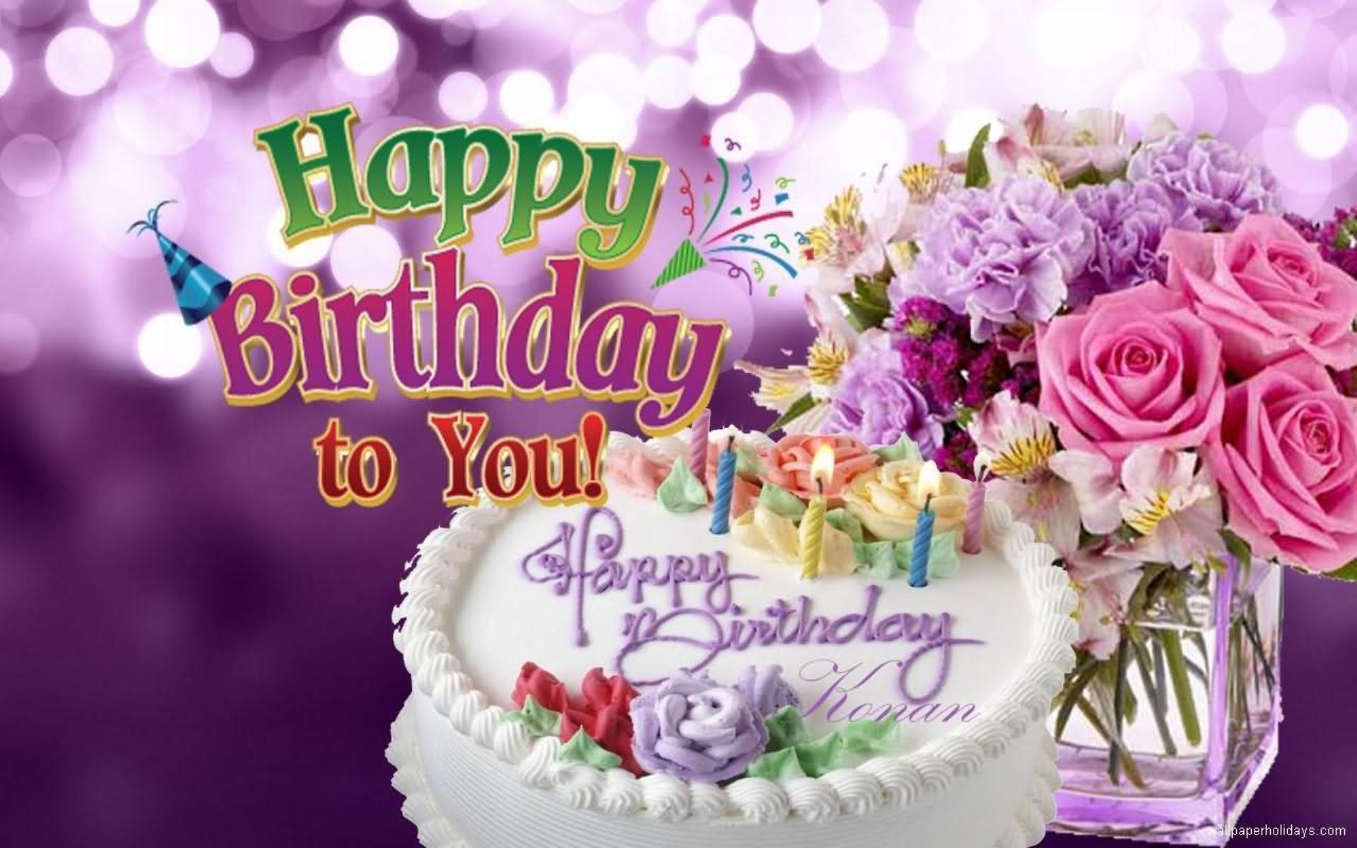 Happy birthday free wallpapers wallpaper cave - Zedge happy birthday wallpapers ...