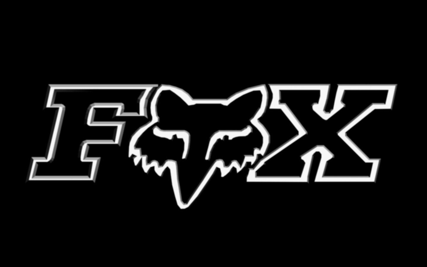 fox racing logo wallpapers wallpaper cave