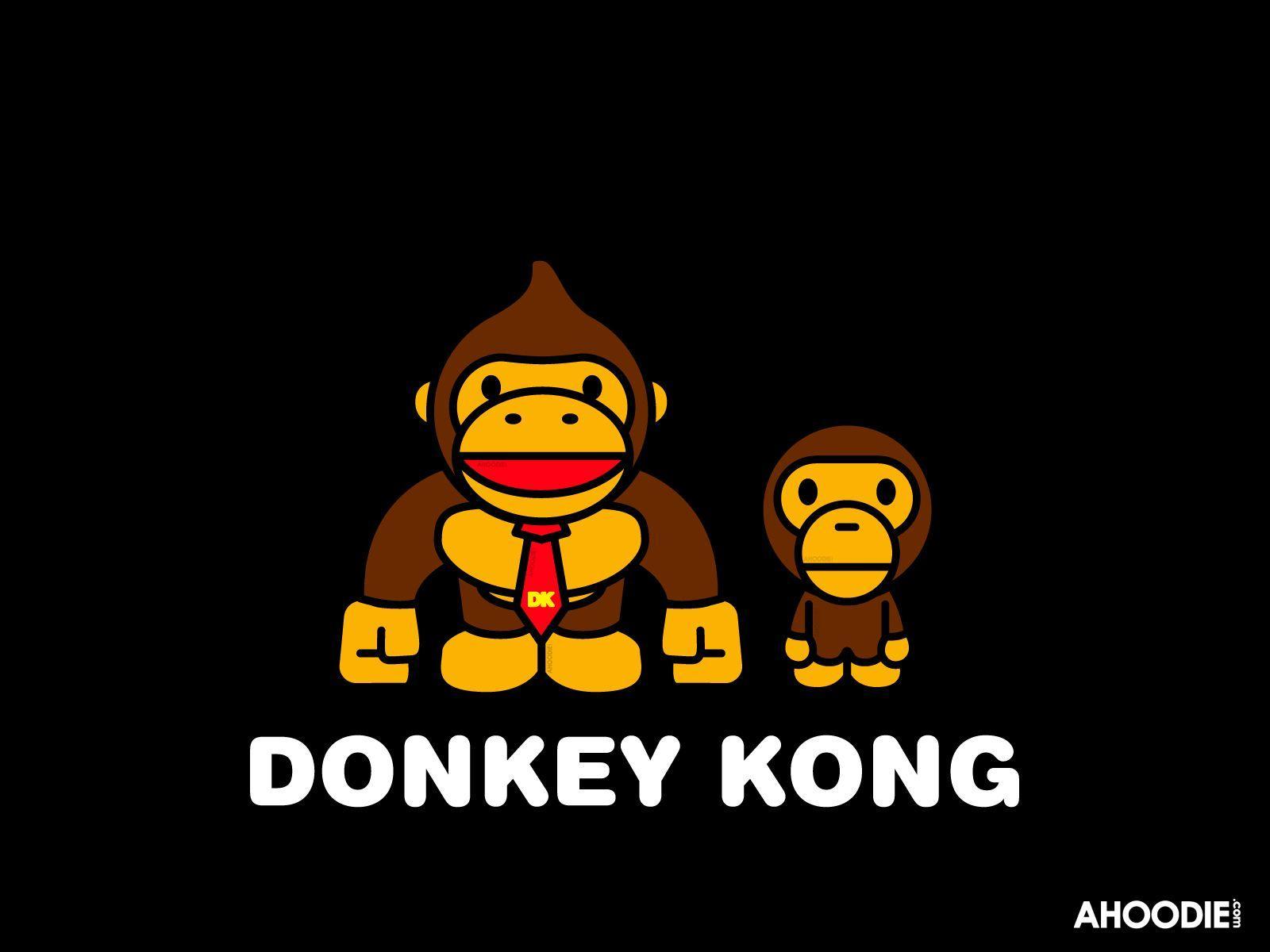 Donkey Kong Wallpapers Wallpaper Cave