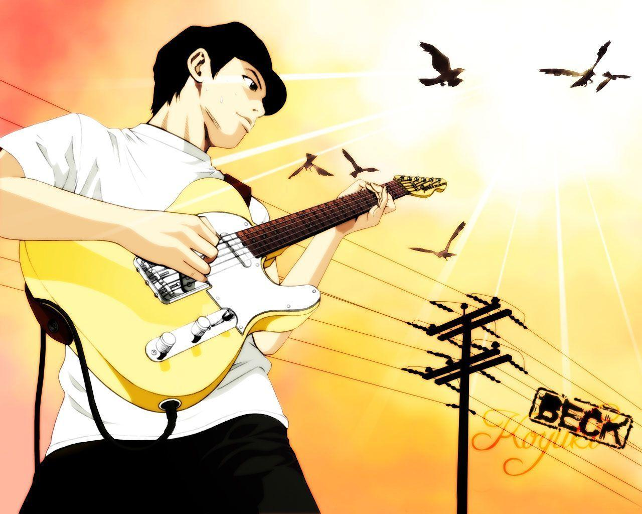 music anime wallpapers wallpaper cave