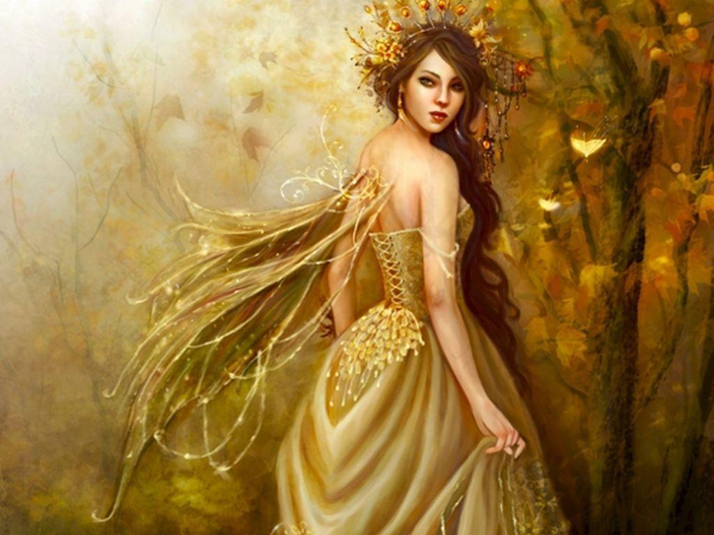 Beautiful Fairies Wallpapers Wallpaper Cave