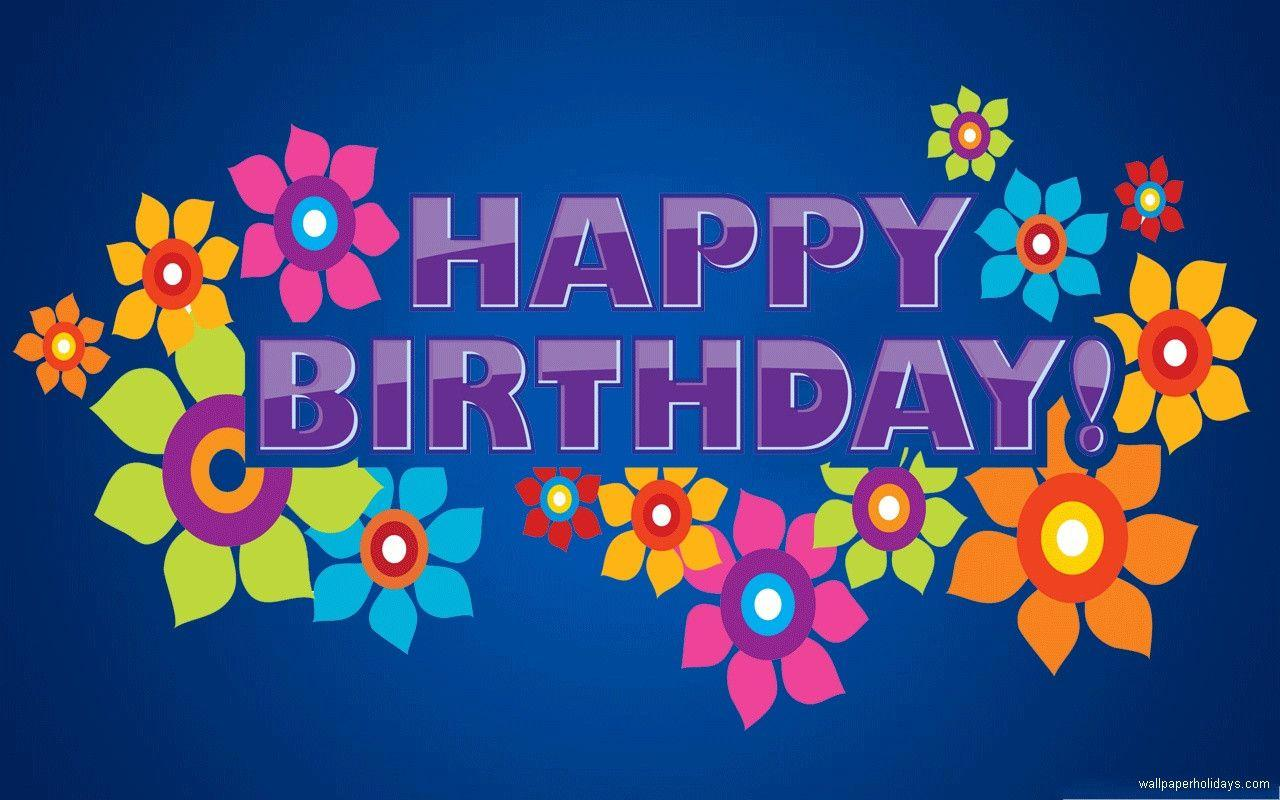 Happy Birthday Cake Free Download Wallpaper