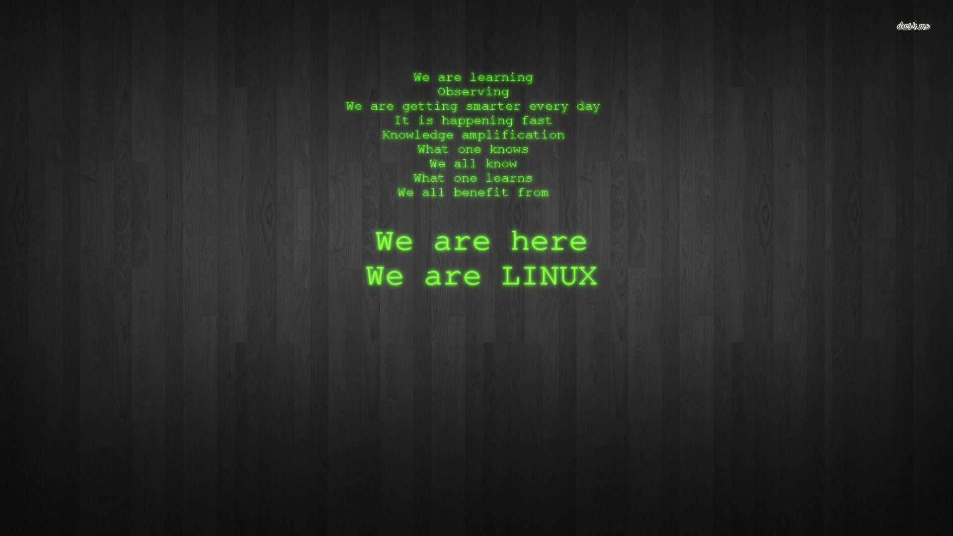 fight for linux wallpaper - photo #39